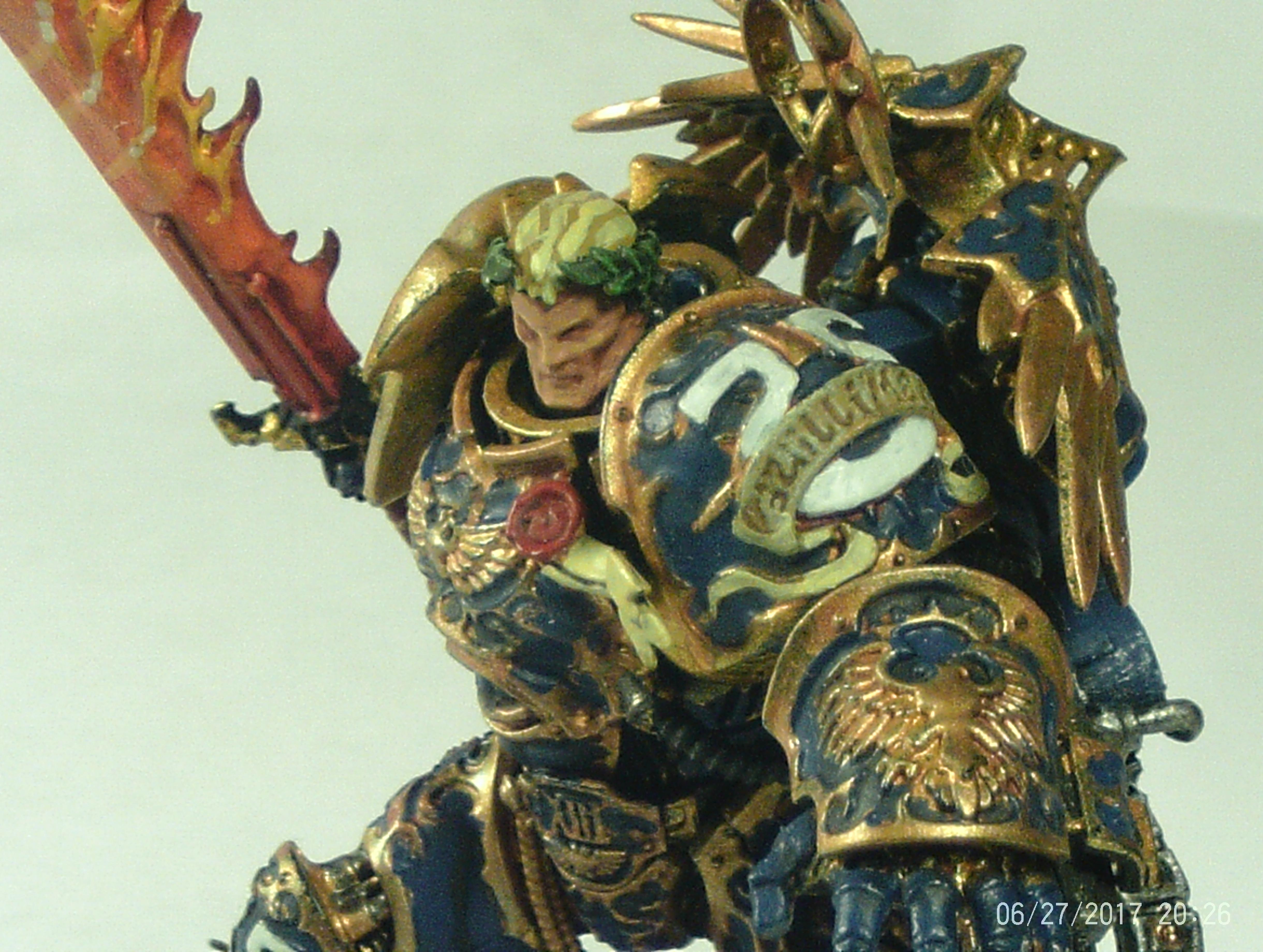 Guilliman, Hero, Primarch, Roboute, Space, Space Marines, Ultramarines, Warlord