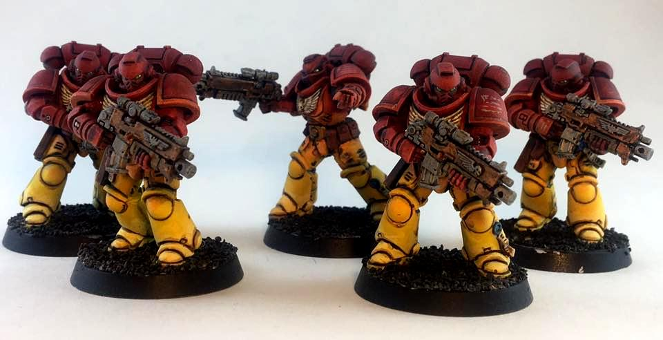 8th Edition, Celebrants, Intercessor, Primaris Marines