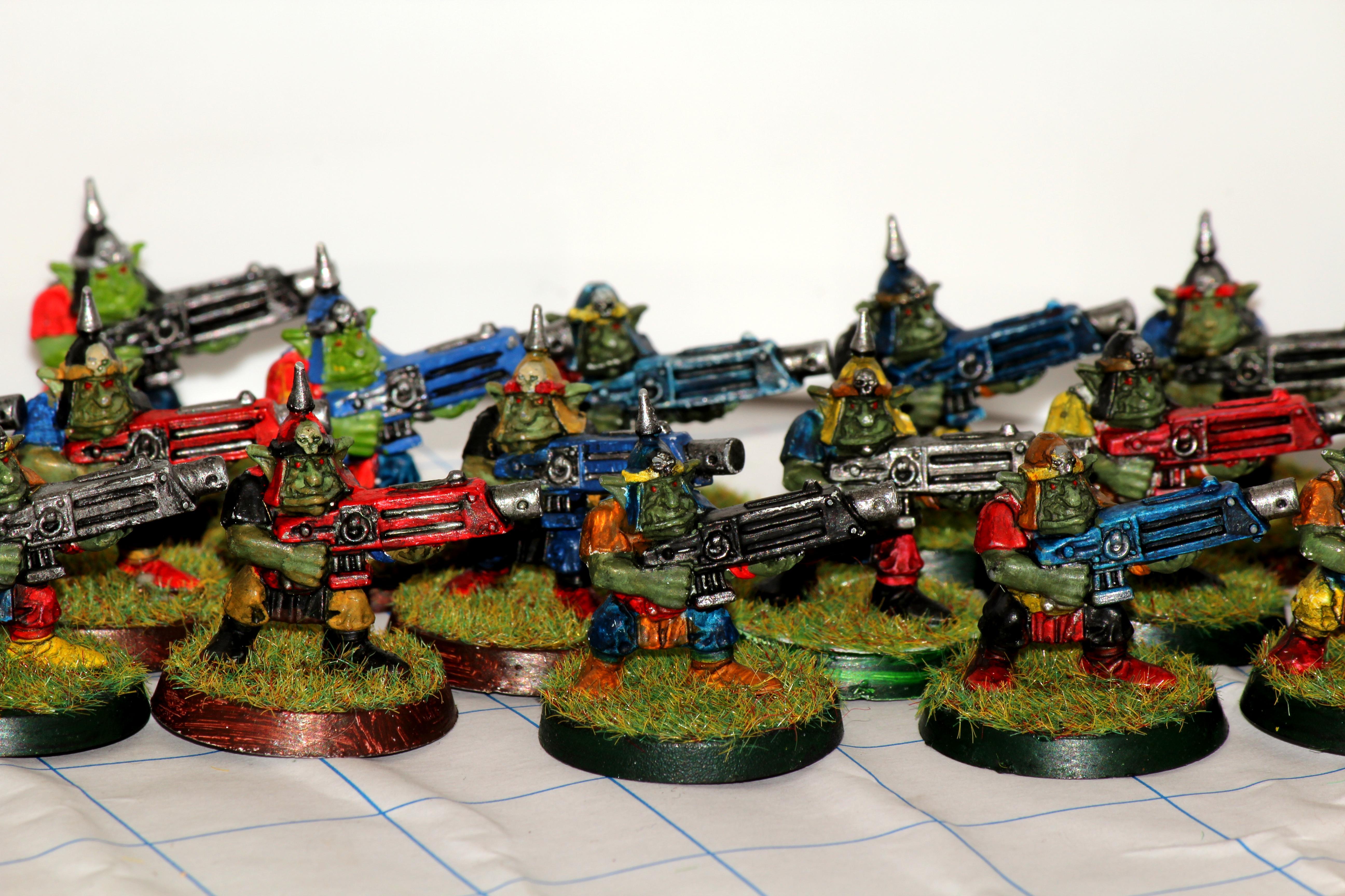 Grots, Orks, Warhammer 40,000