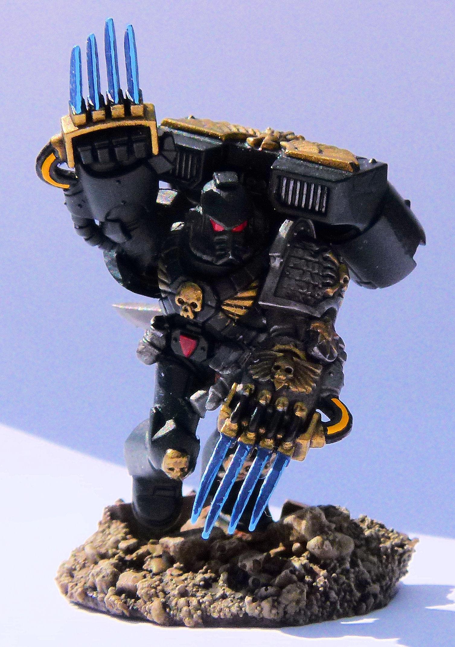 Deathwatch White Scar Front