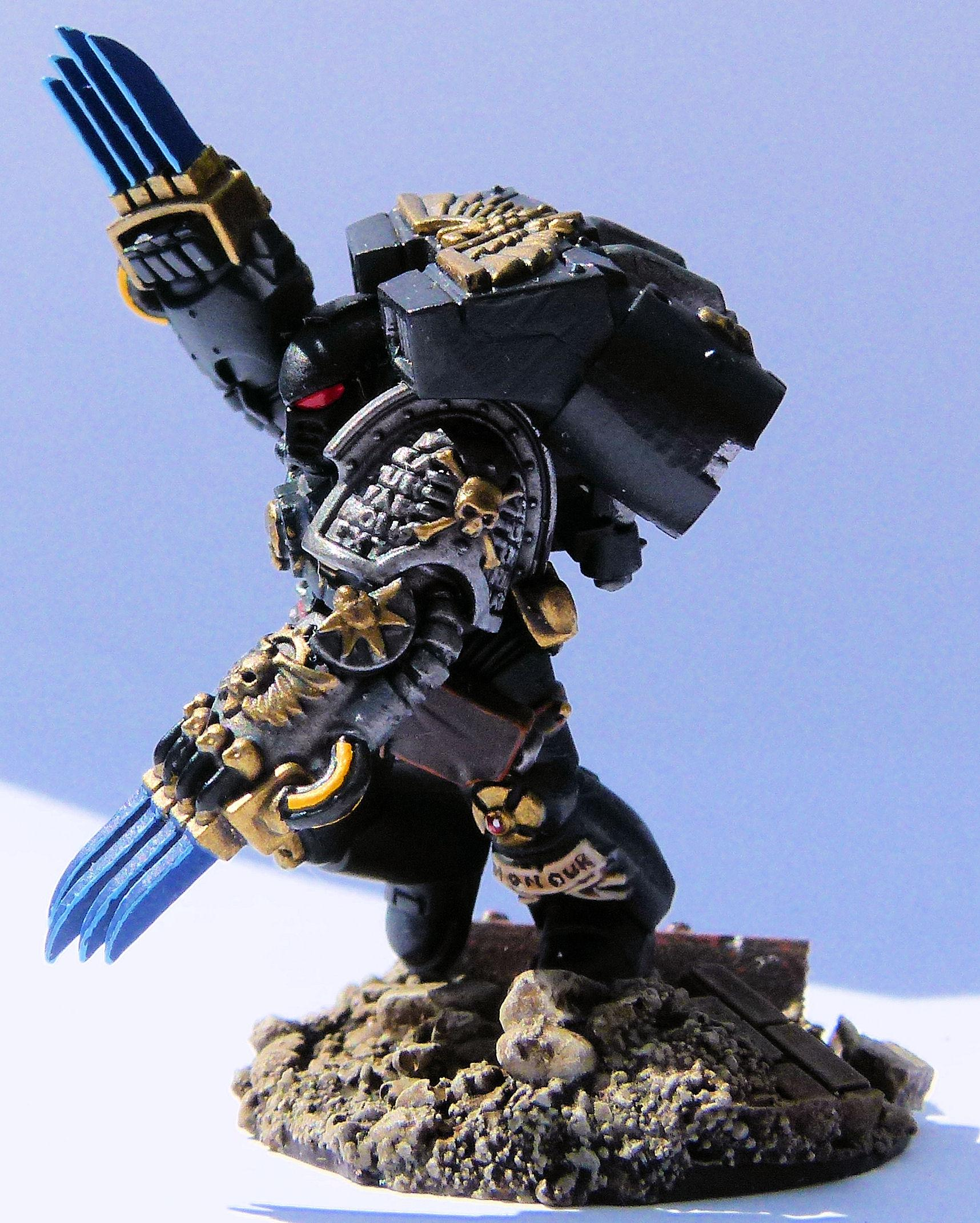 Deathwatch White Scar Left
