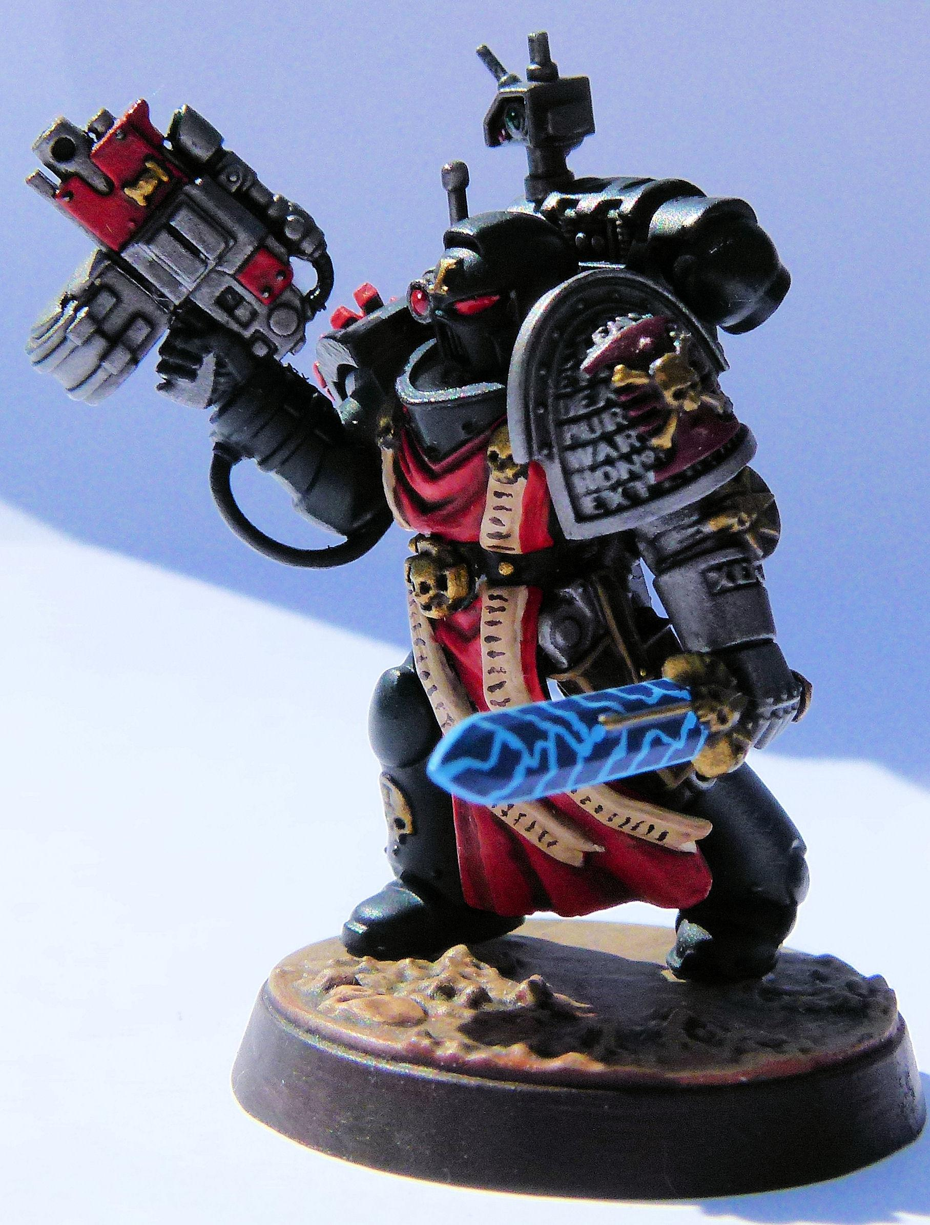 Deathwatch Consecrator Left