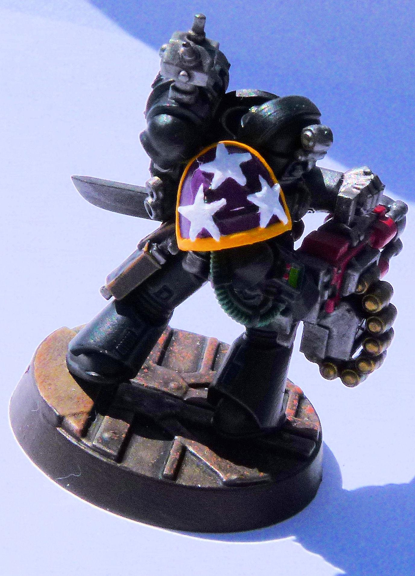 Deathwatch Imperial Stars Right