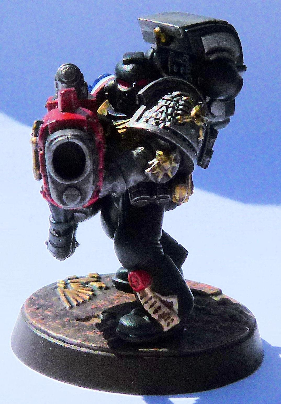 Deathwatch Iron Snakes Front