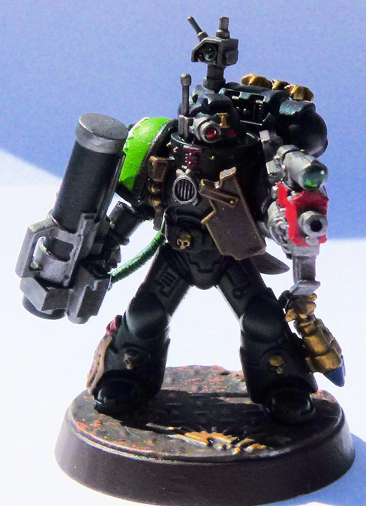 Deathwatch Aurora Front