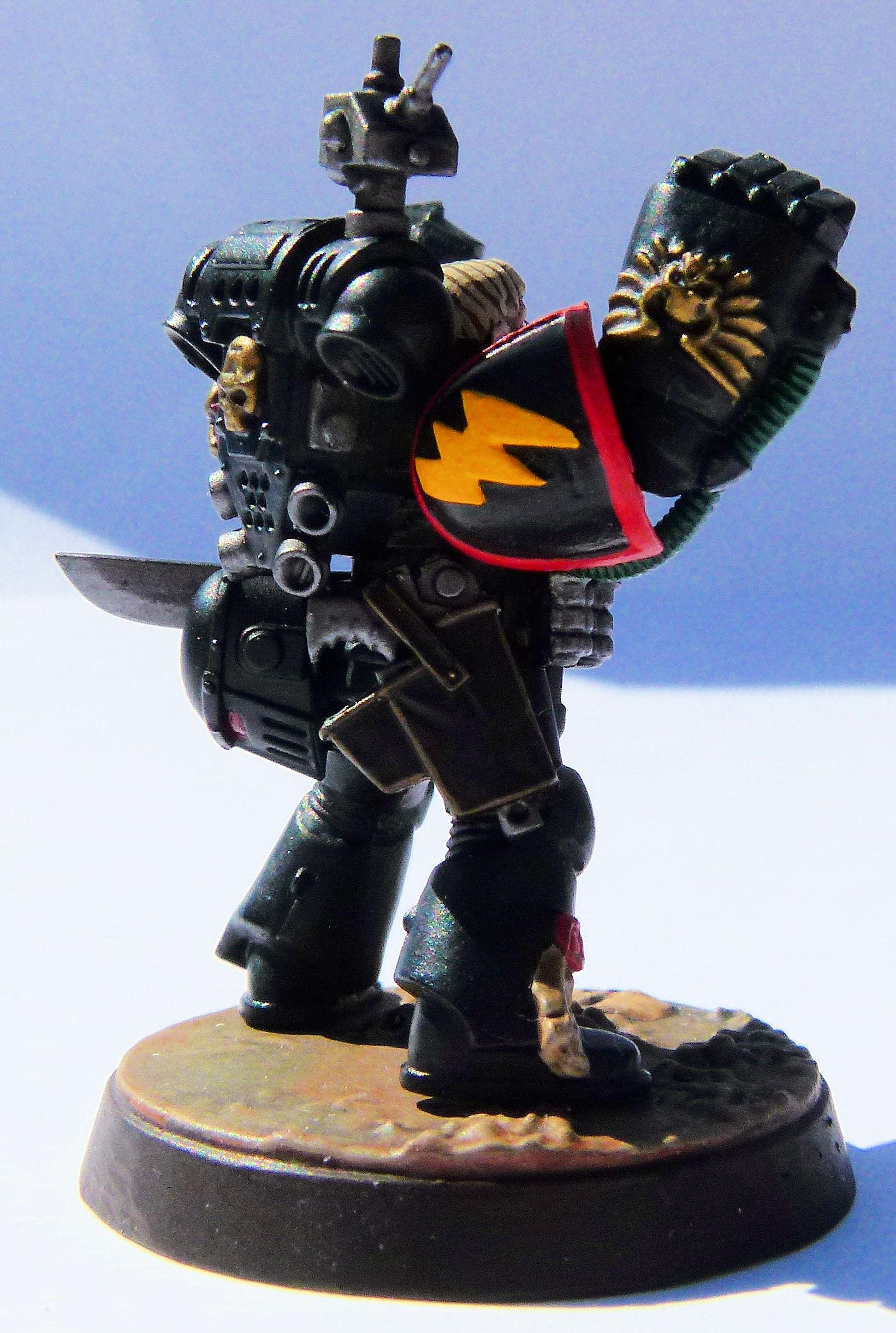 Deathwatch Storm Callers Right