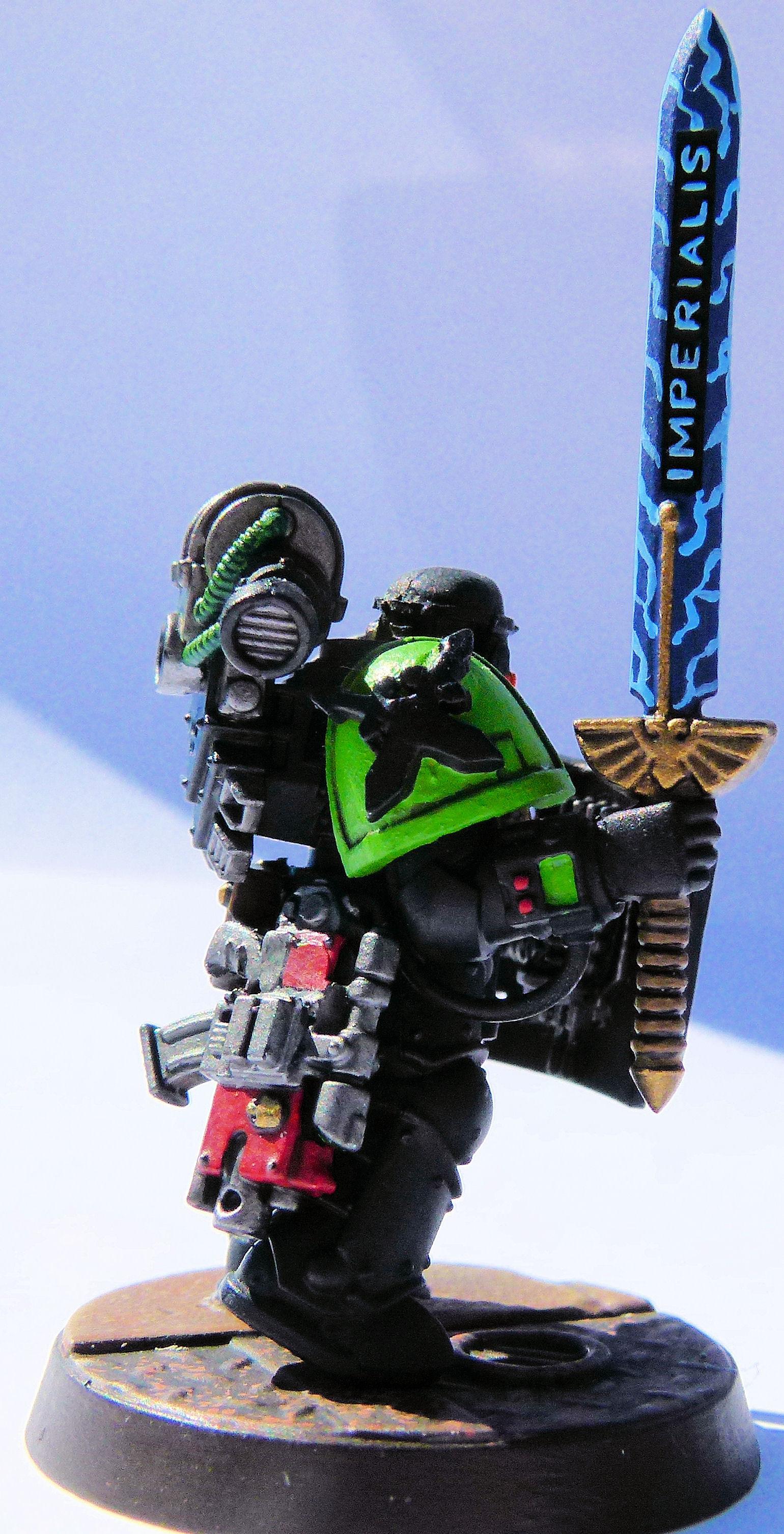 Deathwatch Emperor's Warbringers Right