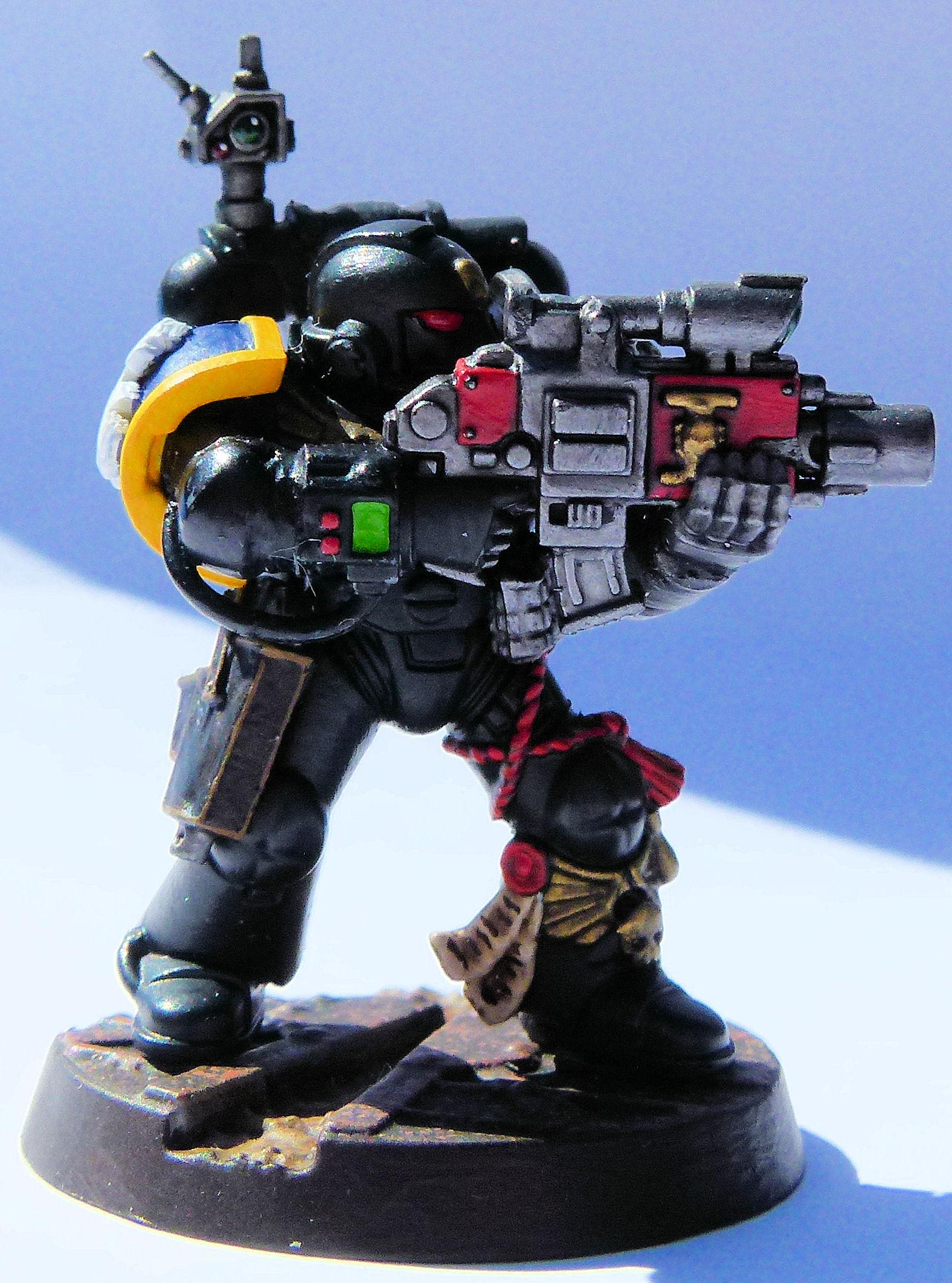 Deathwatch Avenging Sons Front