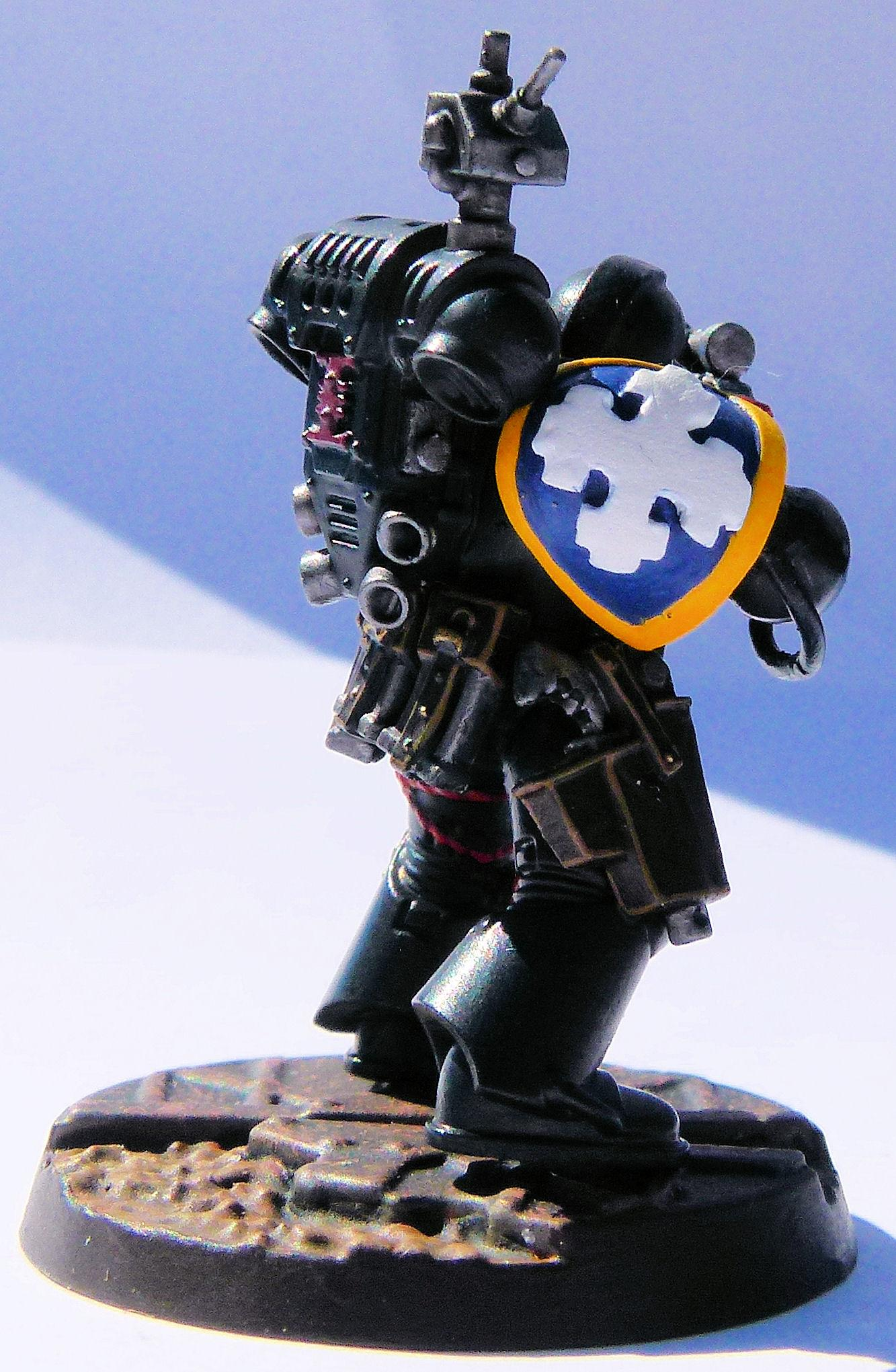 Deathwatch Avenging Sons Right