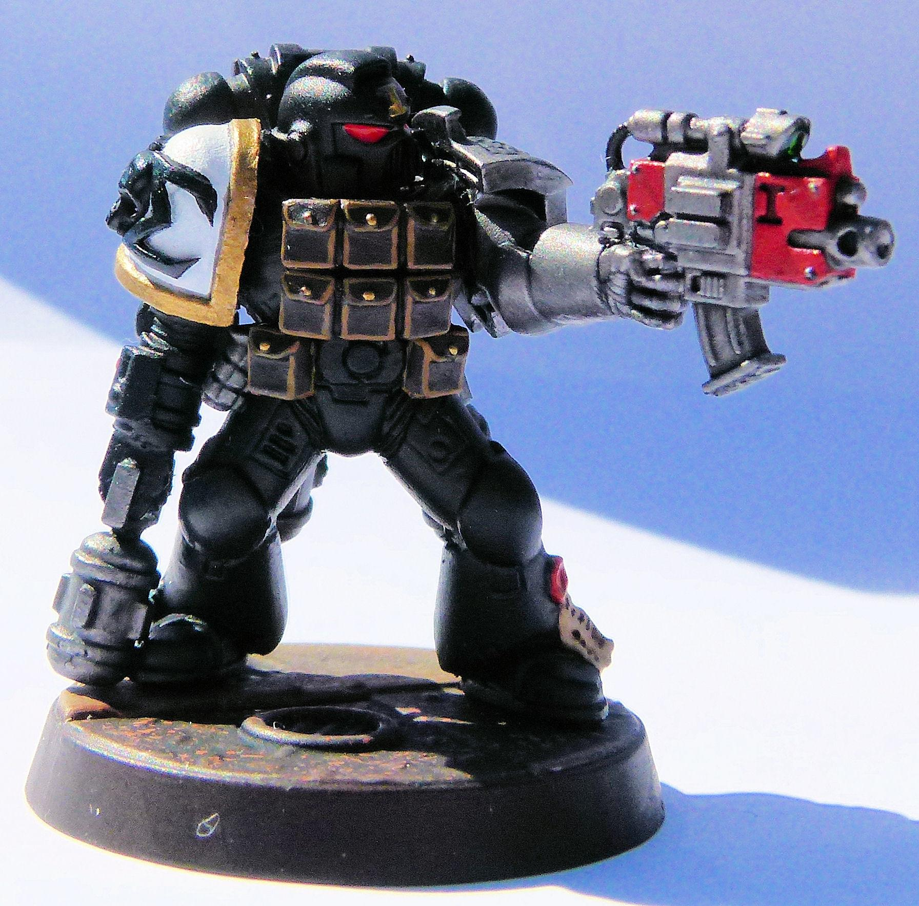 Deathwatch Guardians of Celeres Front