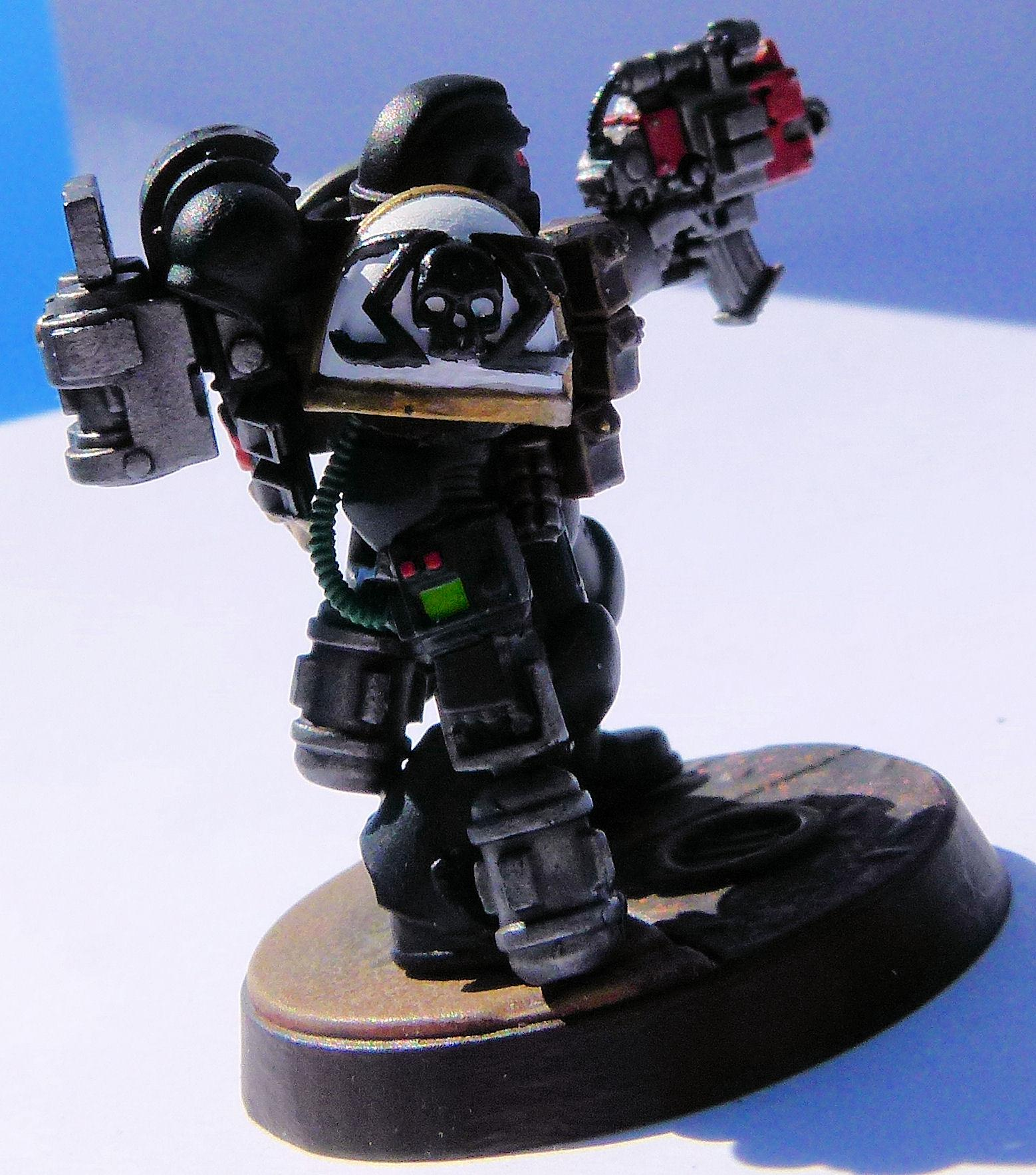 Deathwatch Guardians of Celeres Right