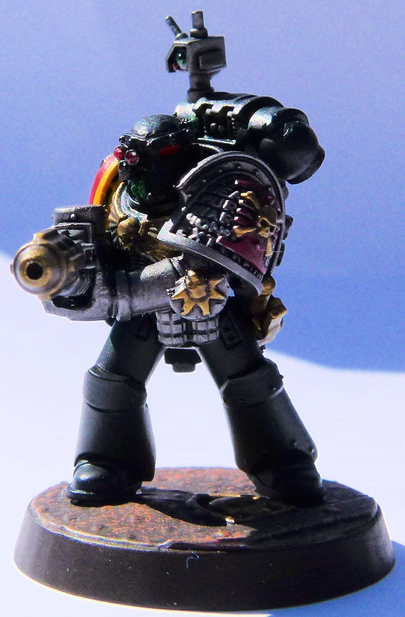 Deathwatch Blackwing Front