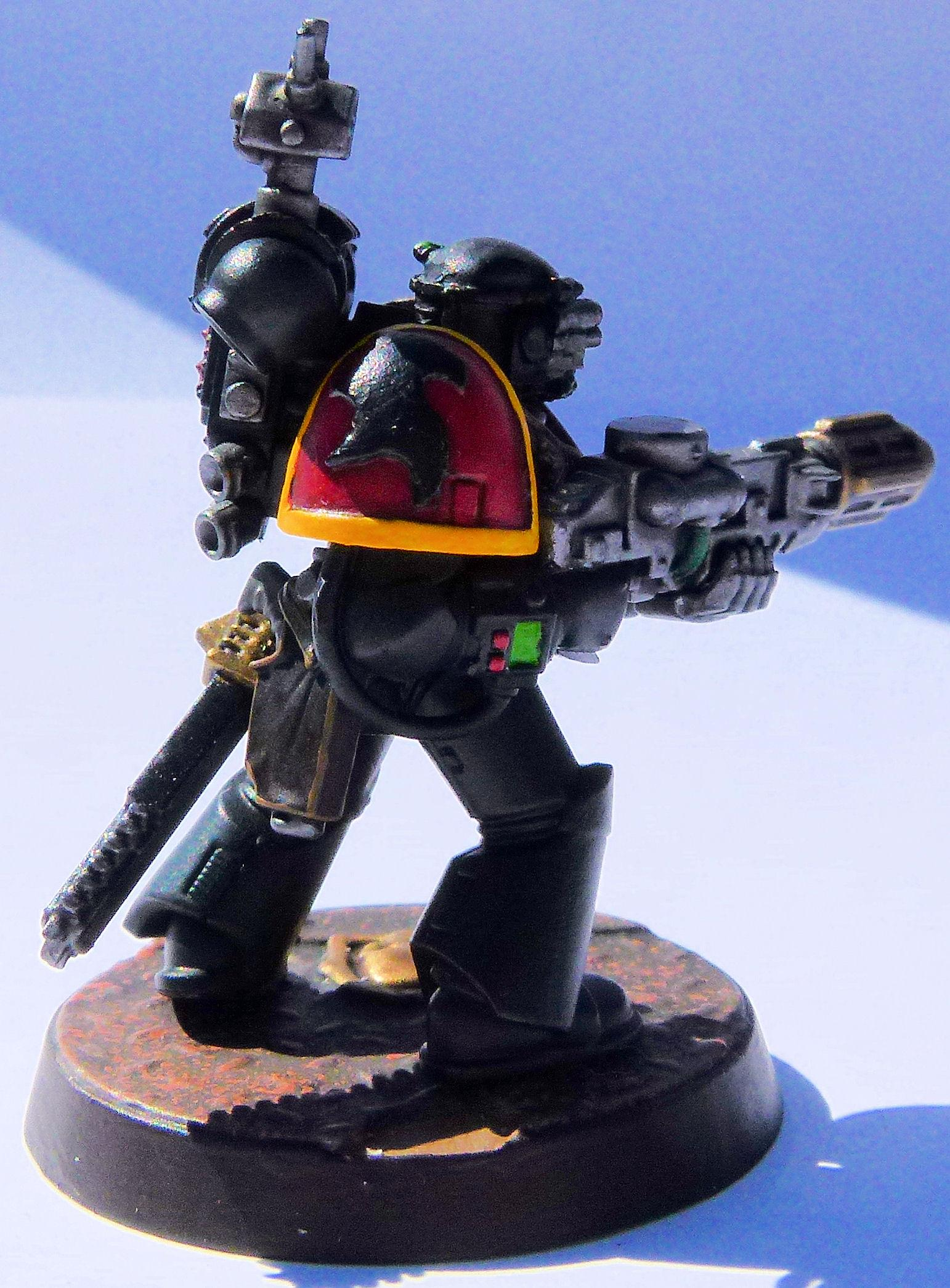 Deathwatch Blackwing Right