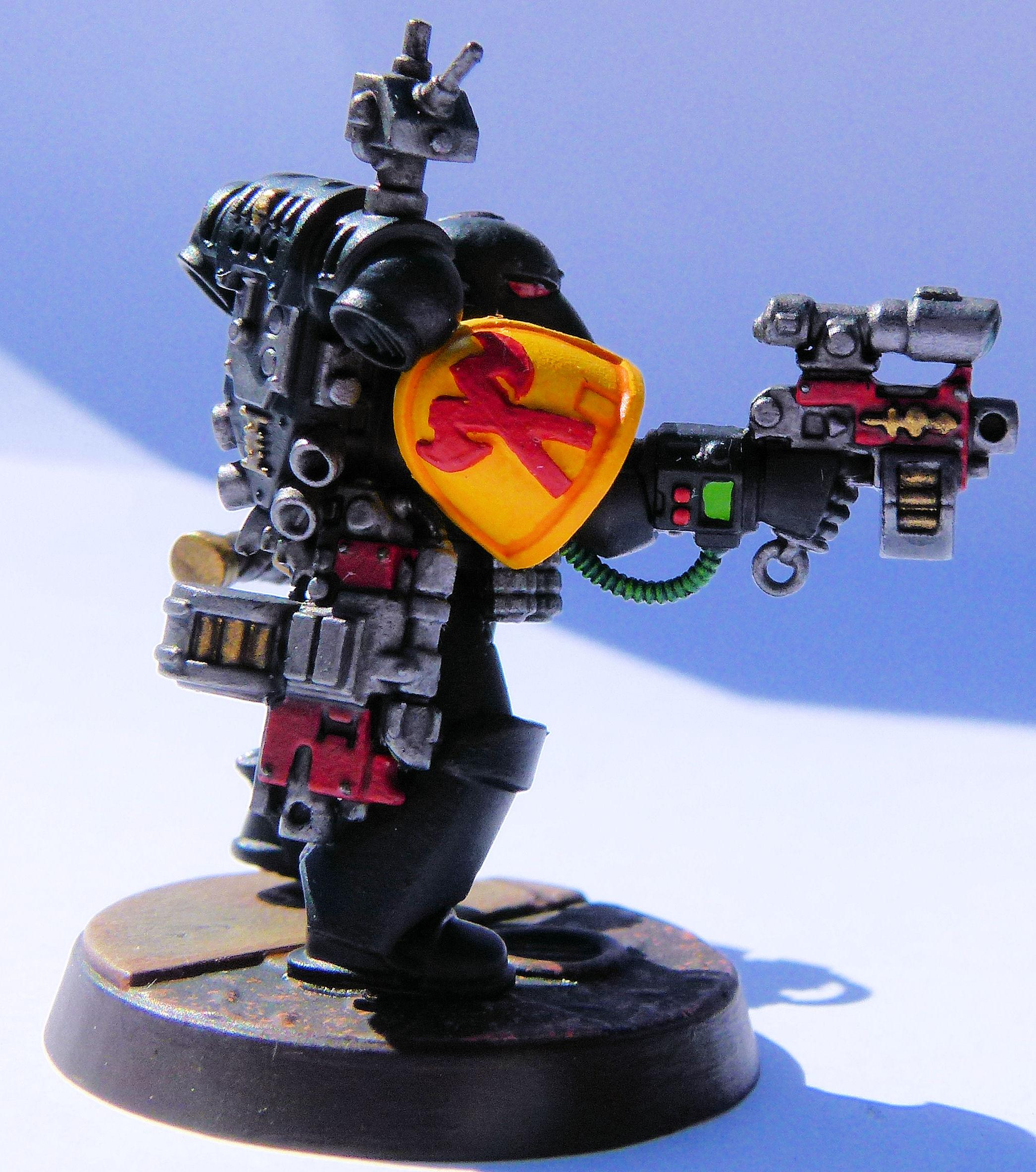 Deathwatch Crimson Guard Right