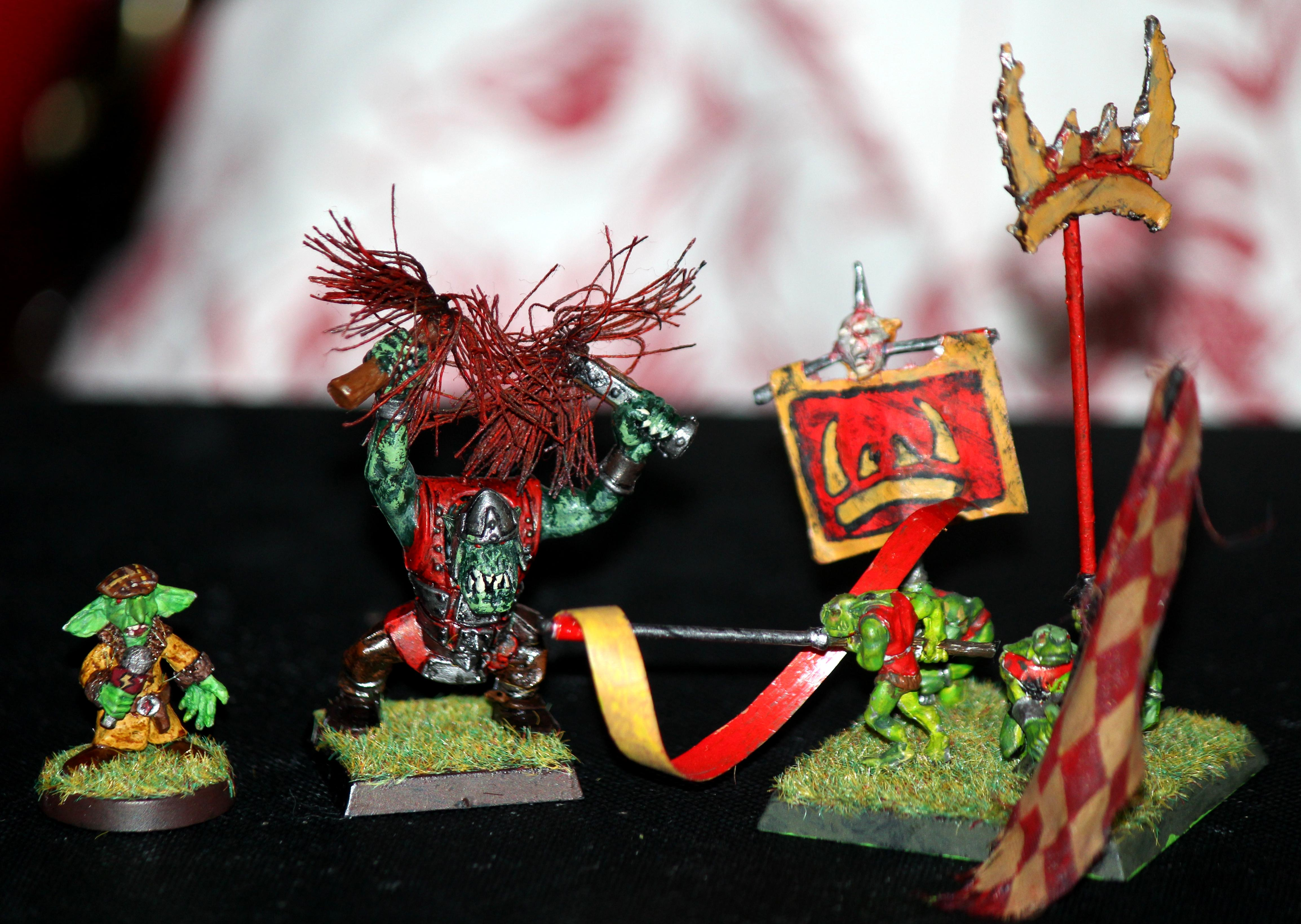Bloodbowl extras
