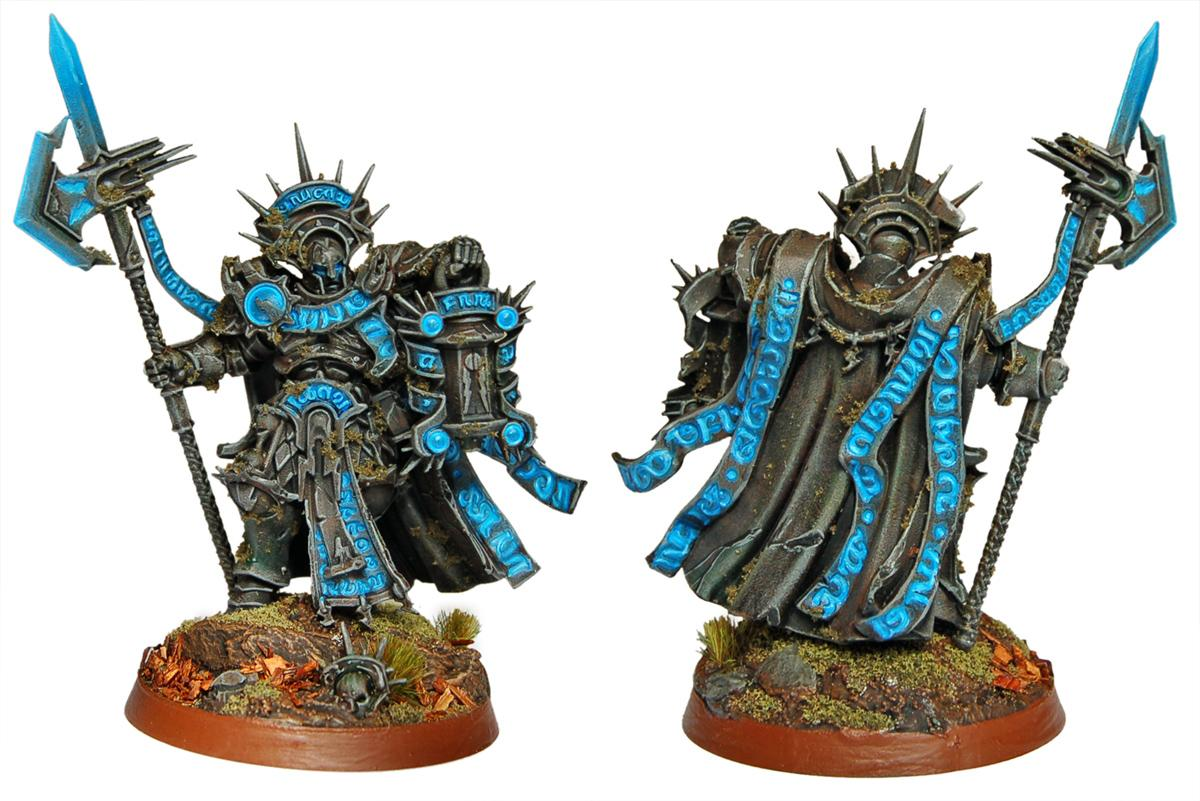 Age Of Sigmar, Hero, Lord Castenllant, Order, Stone, Stonecast, Stormcast, Stormcast Eternals