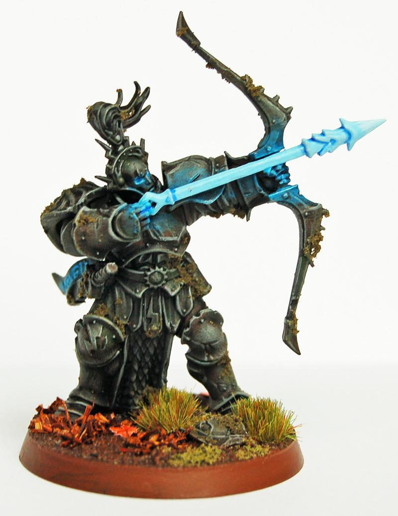 Age Of Sigmar, Glow, Glowing, Judicator, Order, Prime, Stone, Stonecast, Stormcast, Stormcast Eternals