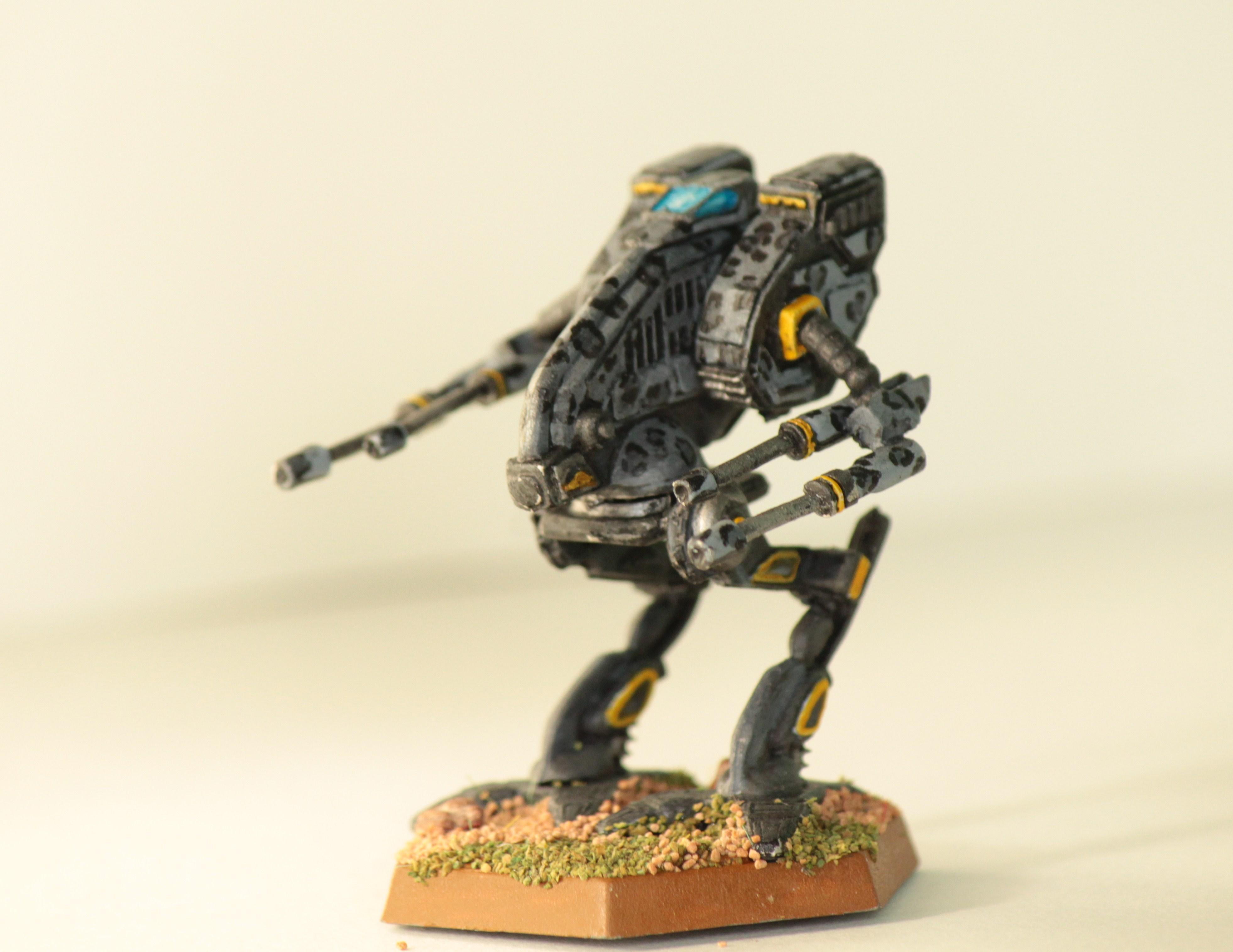 Battletech, Clan Smoke Jaguar, Omnimech