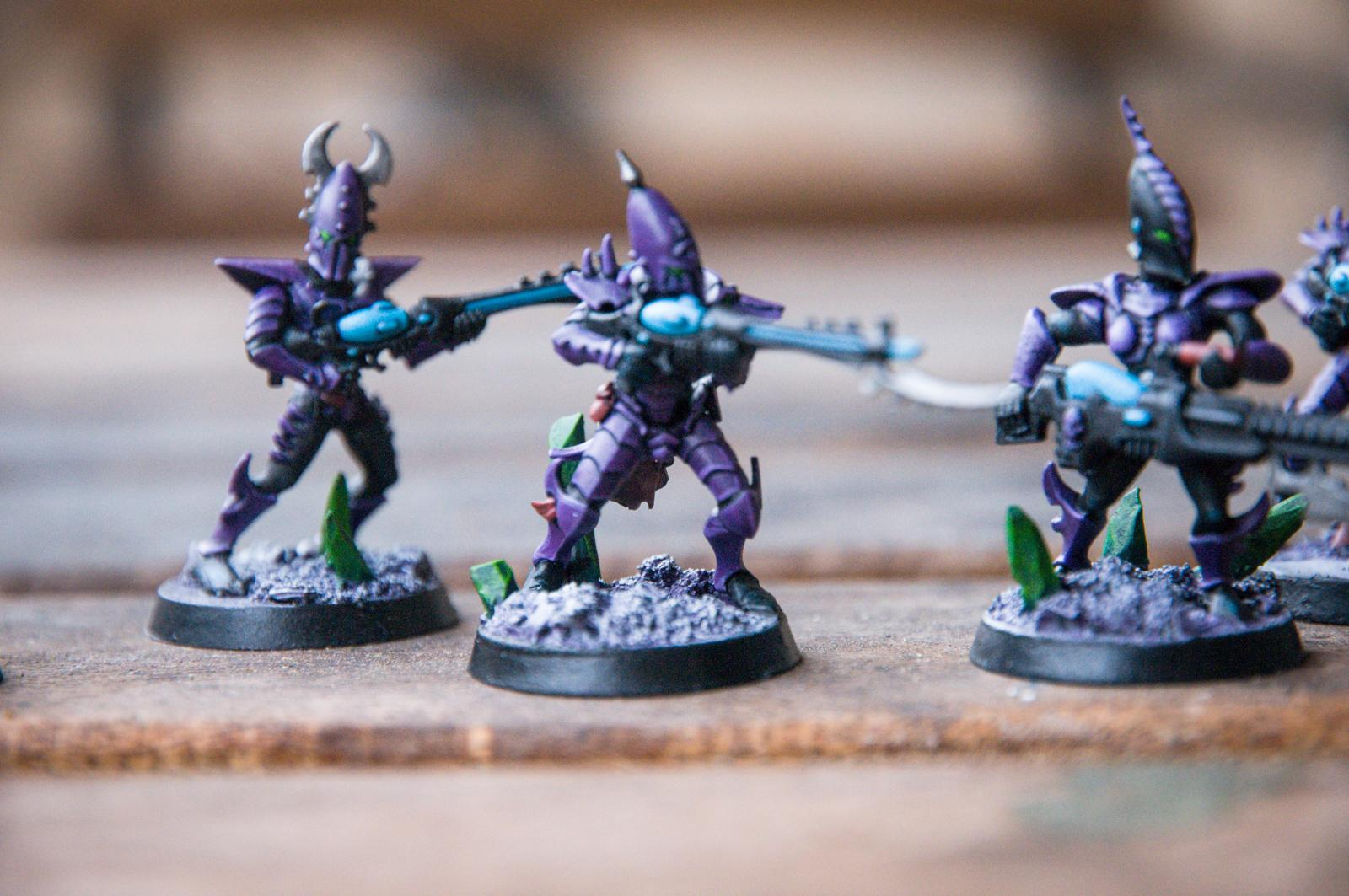 Dark Eldar, Kabalite Warriors