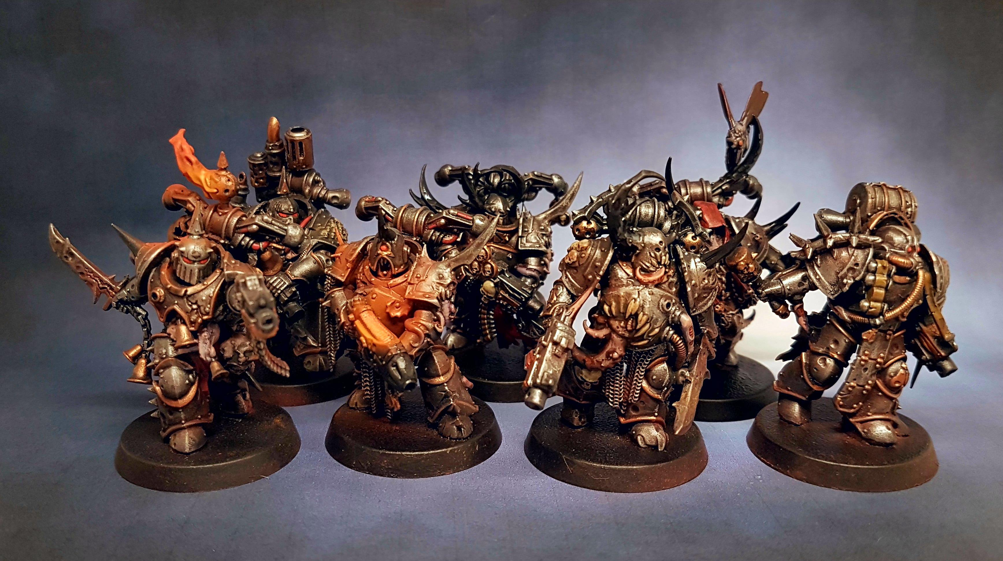 Death Guard, Grim-dark, Nurgle, Warhammer 40,000