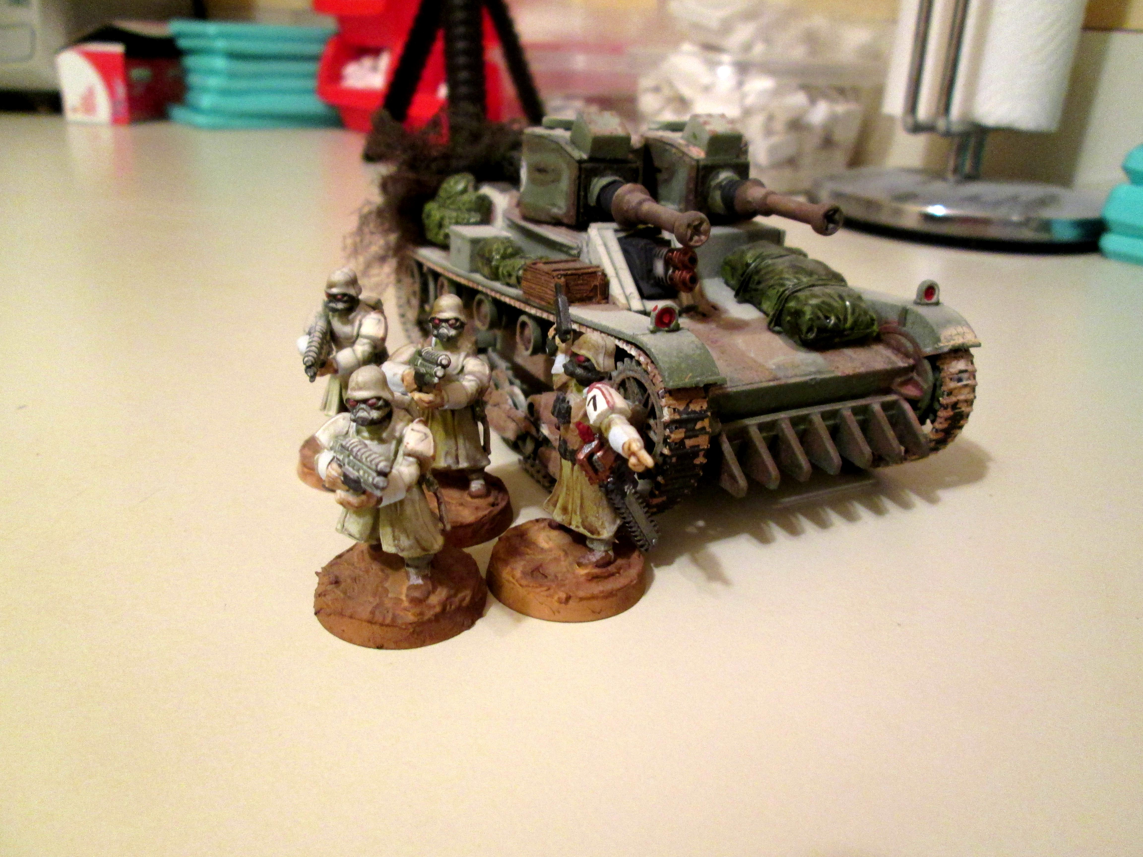 7tp, Conversion, Hellhound, Imperial Guard