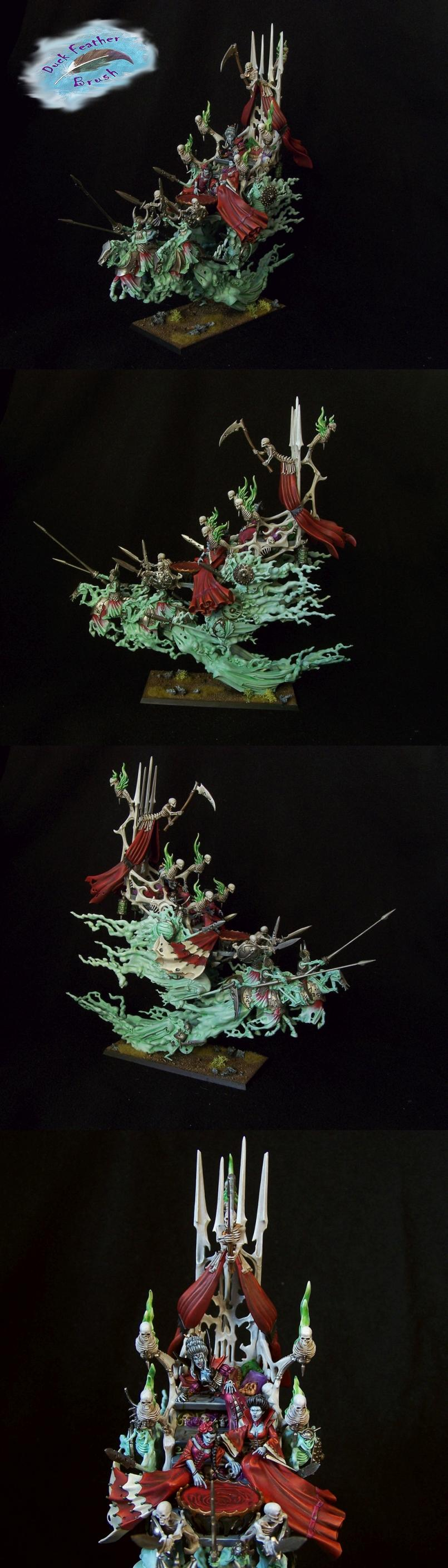 Coven Throne, Vampire Counts, Vc, Vc Undead