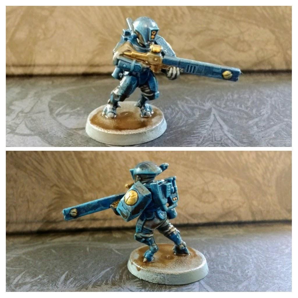 Tau, 1st Fire Warrior