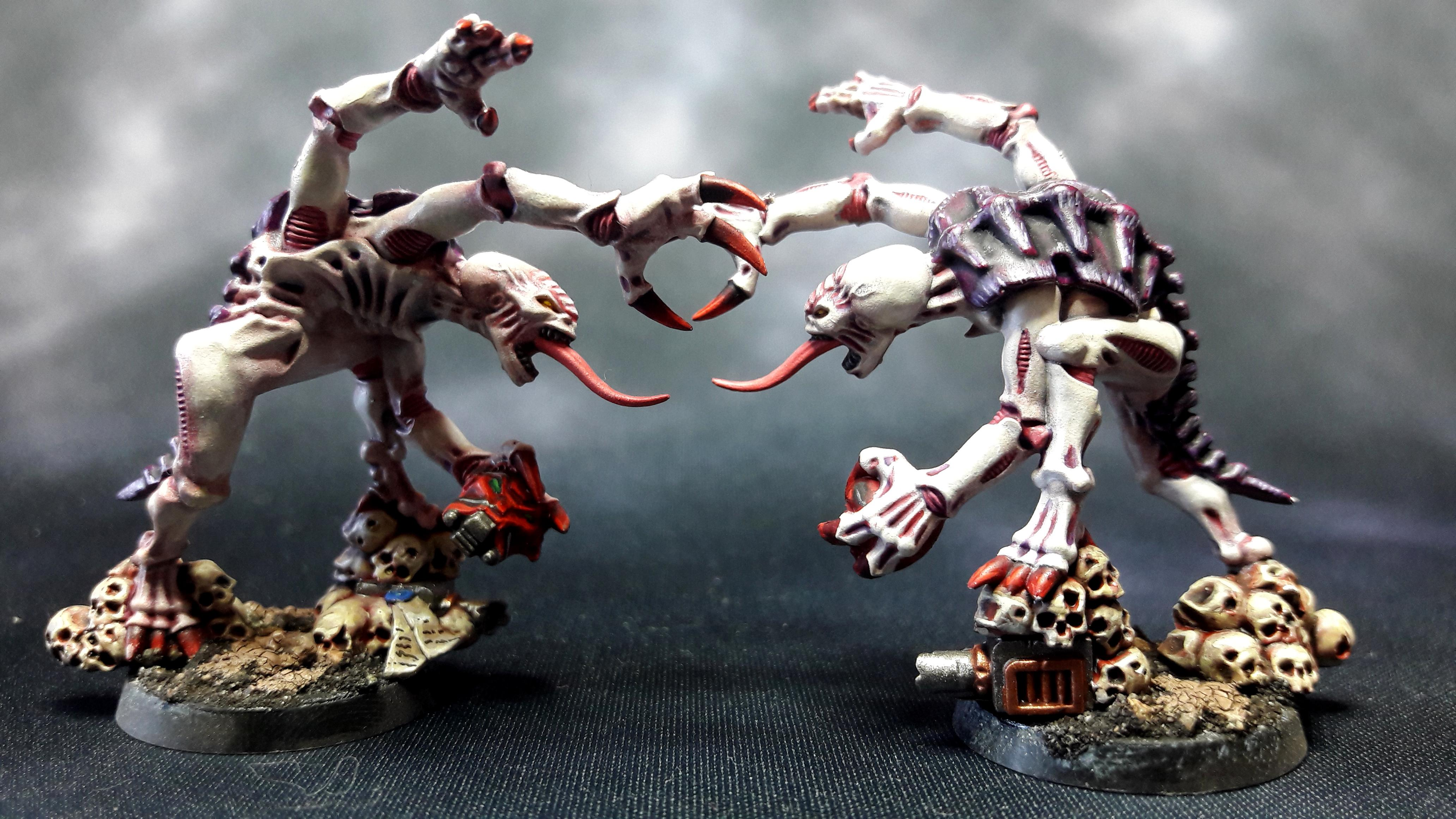 Genestealer, Hive Fleet Leviathan, Leviathan, Space Hulk