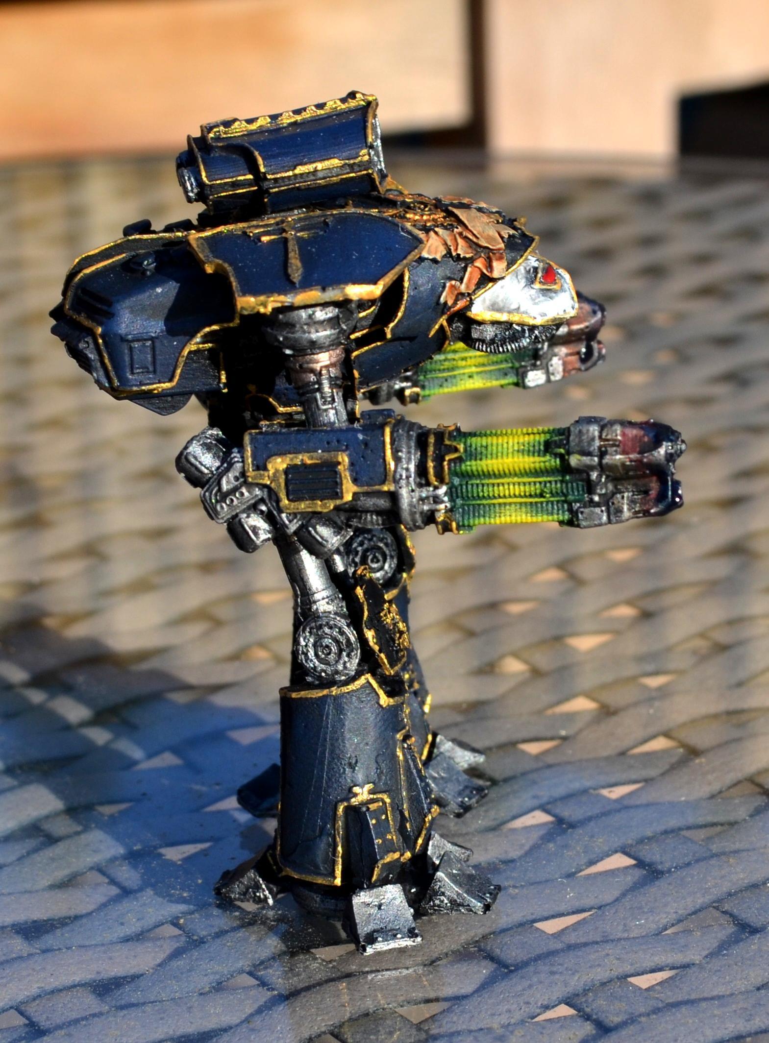 Epic, Legio, Reaver, Titan, Warhammer 40,000