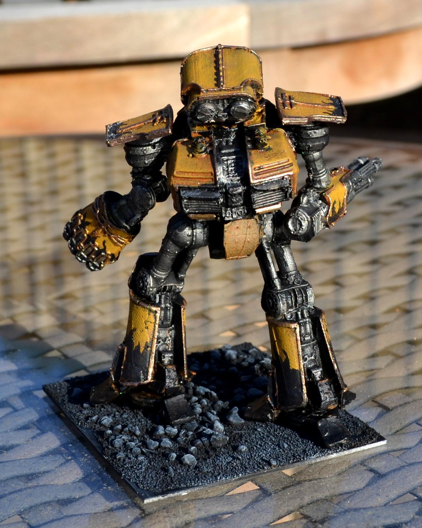 Epic, Fureans, Legio, Reaver, Titan, Warhammer 40,000