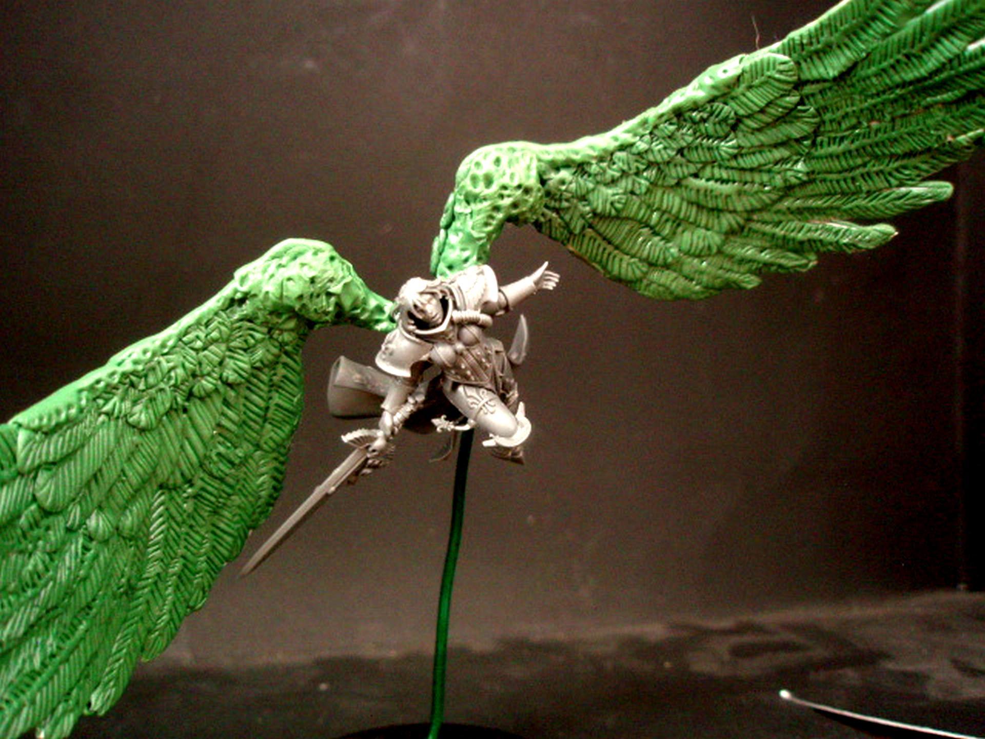 Celestine, Celestine Sculpt, Celestine Wings, Winged