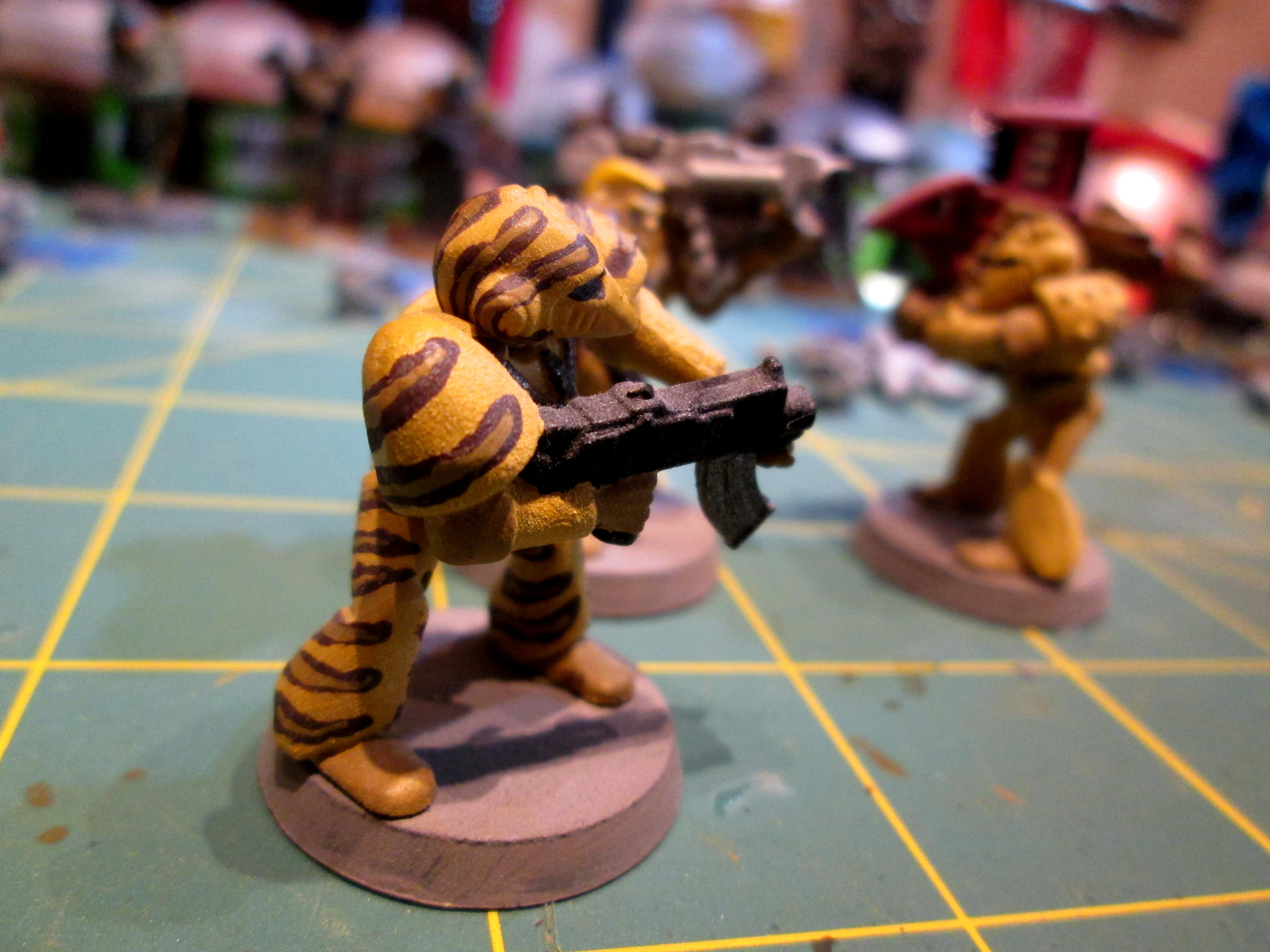 Beakies, Imperial Guard, Rogue Trader, Space Marines, Warhammer 40,000