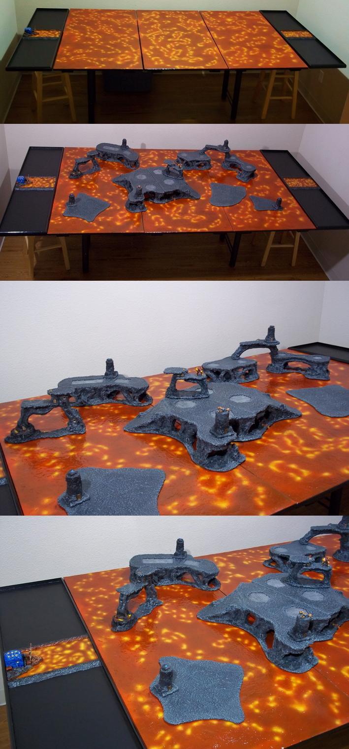 Lava Table Teasers