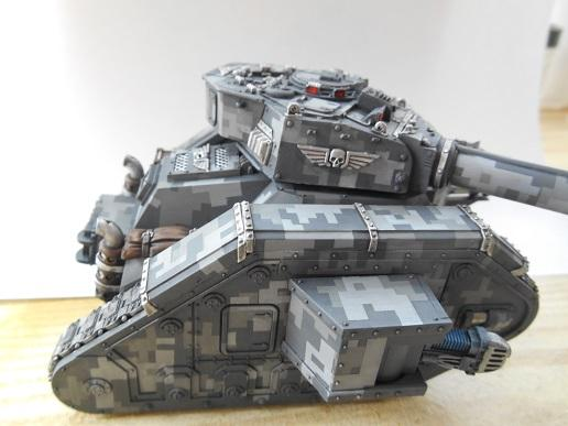Imperial Guard, Leman Russ