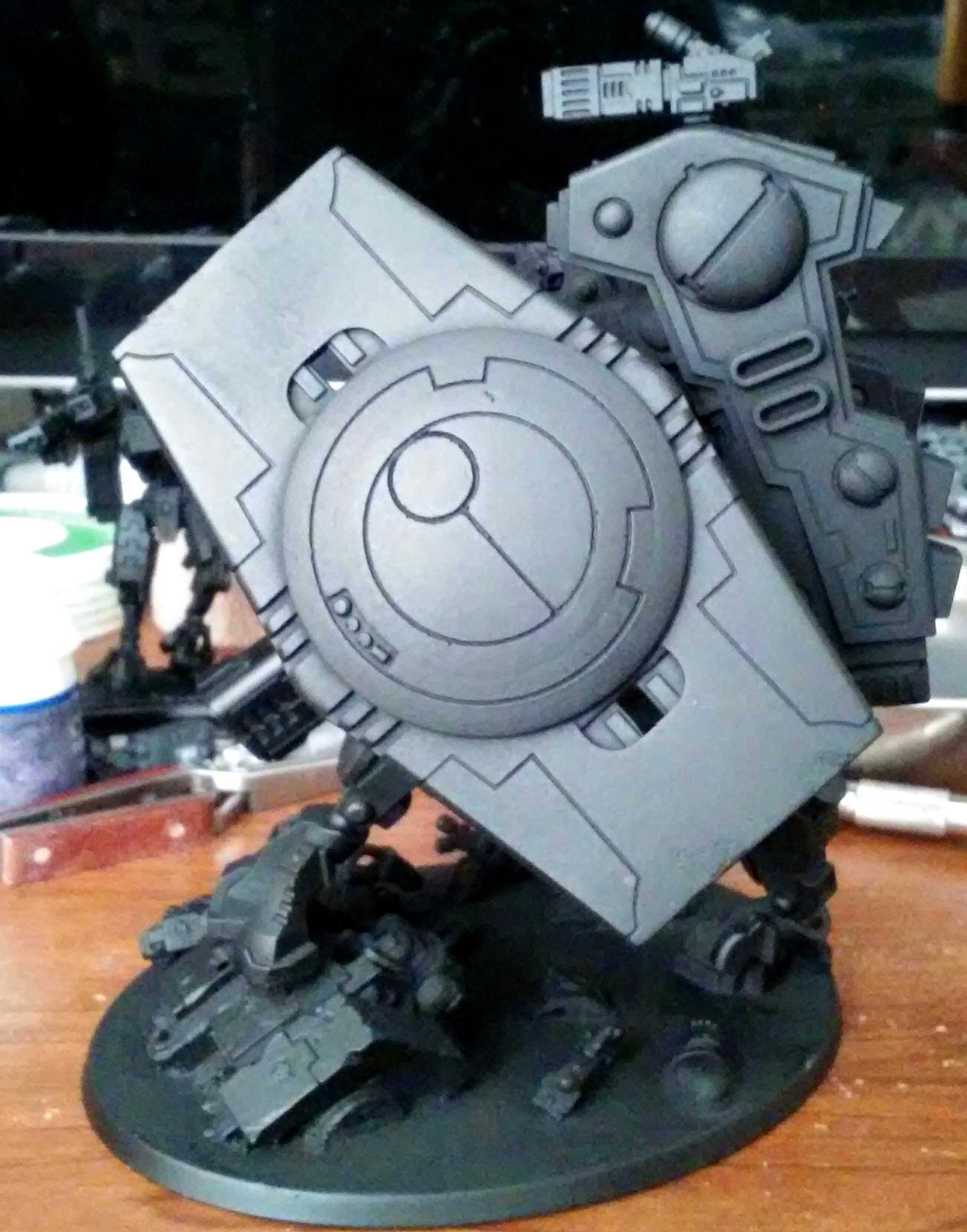 Battlesuit, Conversion, Farsight, Farsight Enclaves, O'vesa, Riptide, Tau, Tau Empire