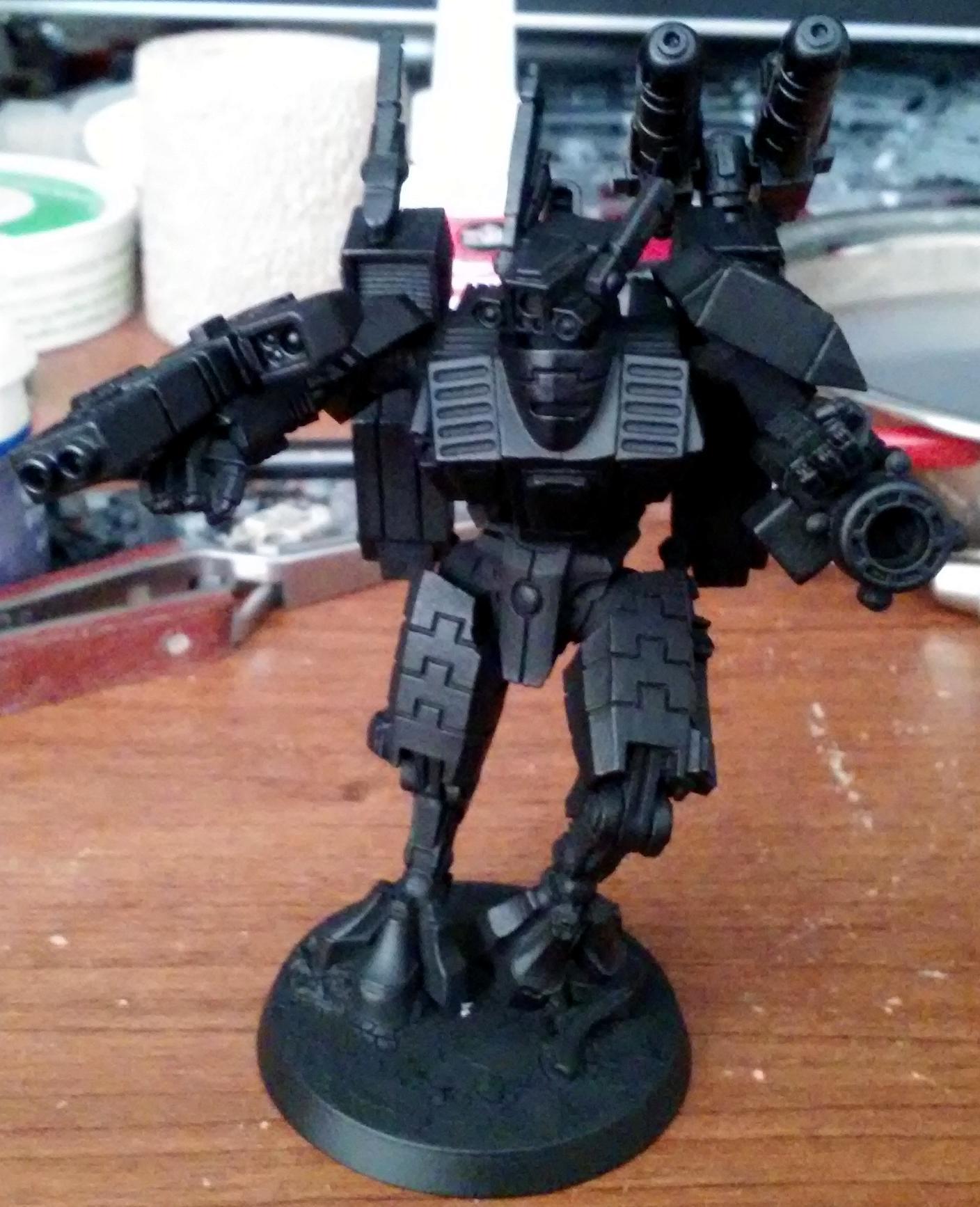 Battlesuit, Commander, Conversion, Enforcer, Farsight, Farsight Enclaves, Tau, Tau Empire