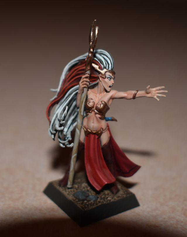 Dark Elves, Sorceress