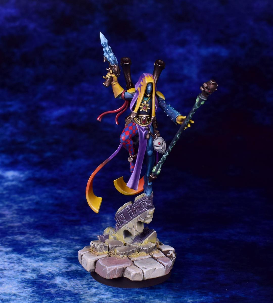 Eldar, Harlequins, Shadowseer, Warhammer 40,000