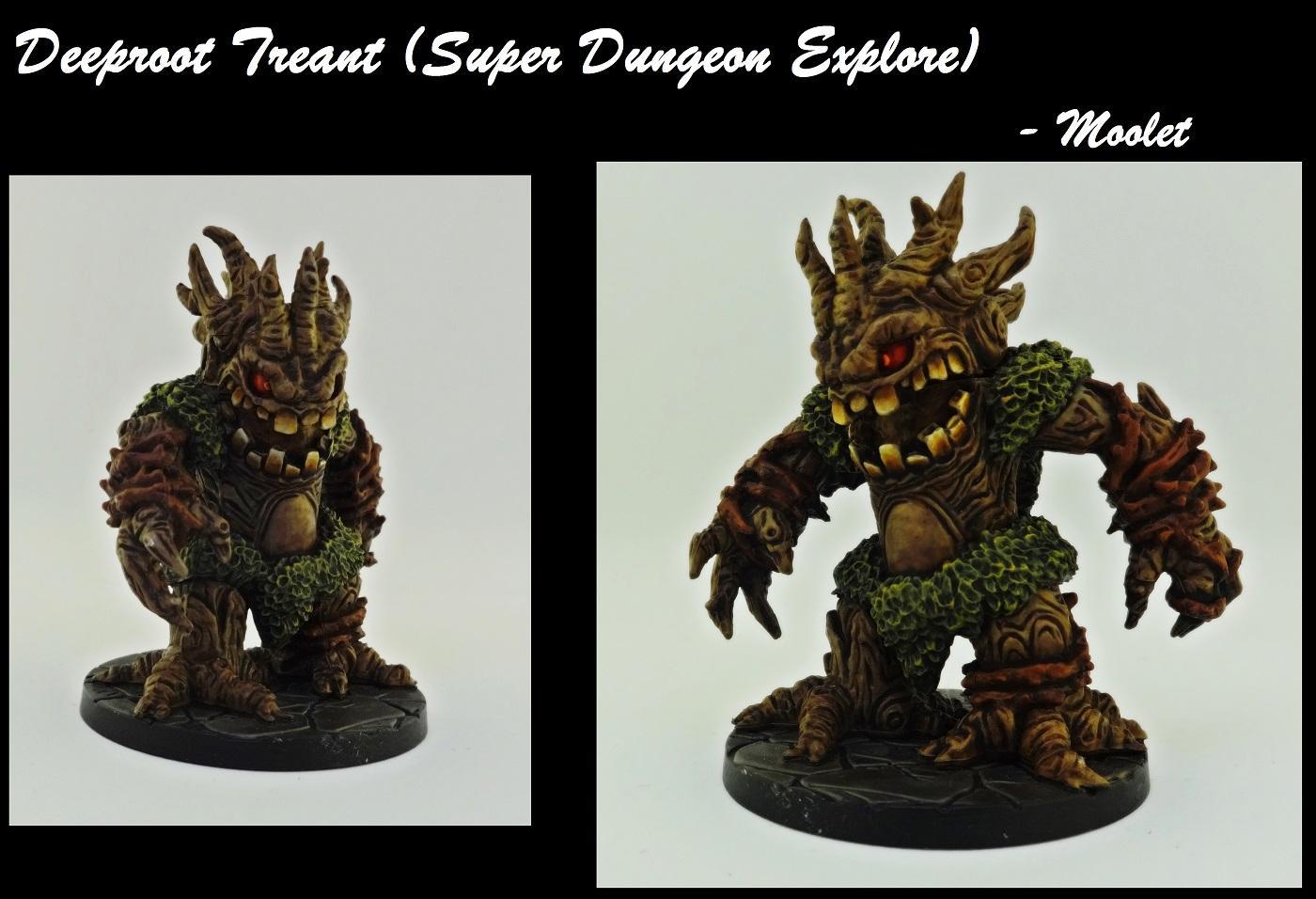 Kogmaw, Super Dungeon Explore, Treant, Wood