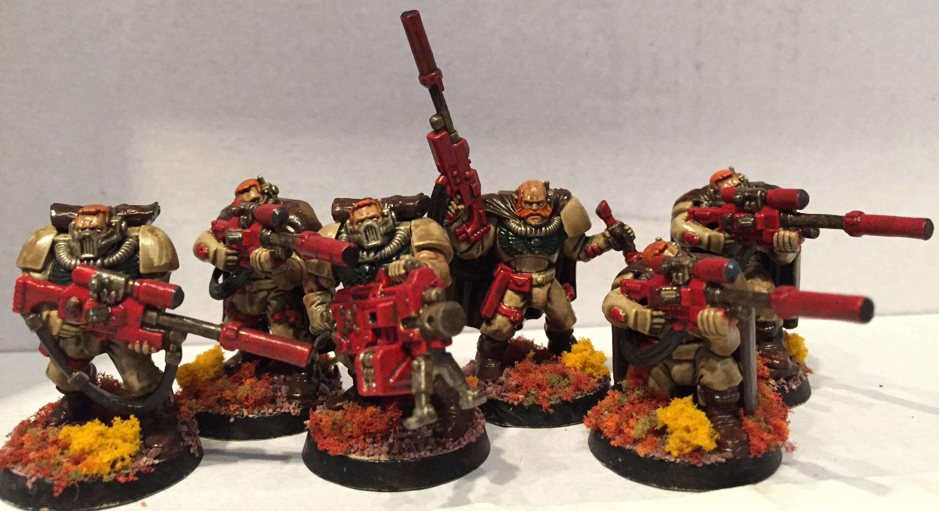 Dark Angels, Deathwing, Dipped, Petrifications, Scouts, Space Marines, Warhammer 40,000