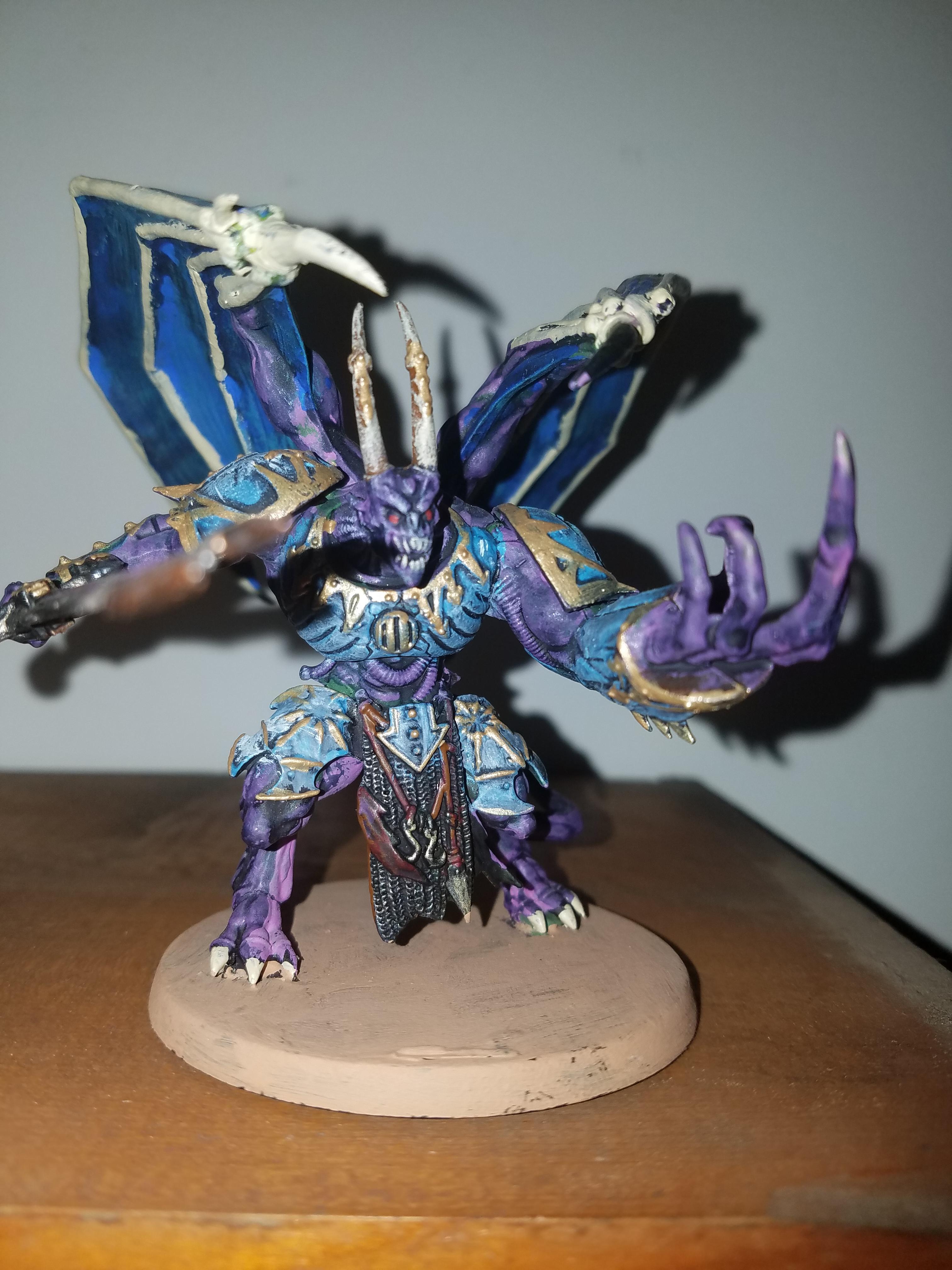 Cult of Prospero Daemon Prince