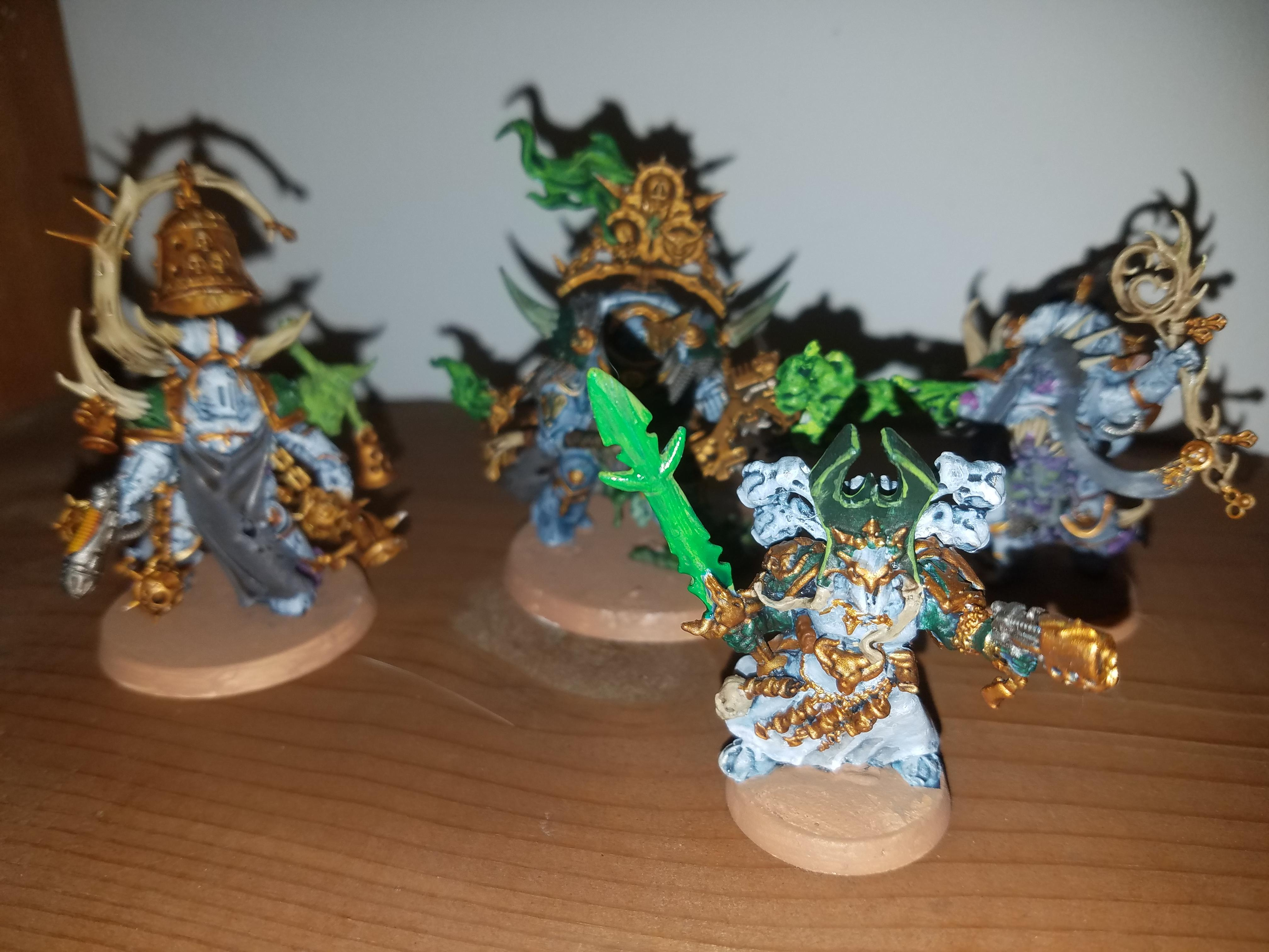 Cult of Prospero Lords of Death
