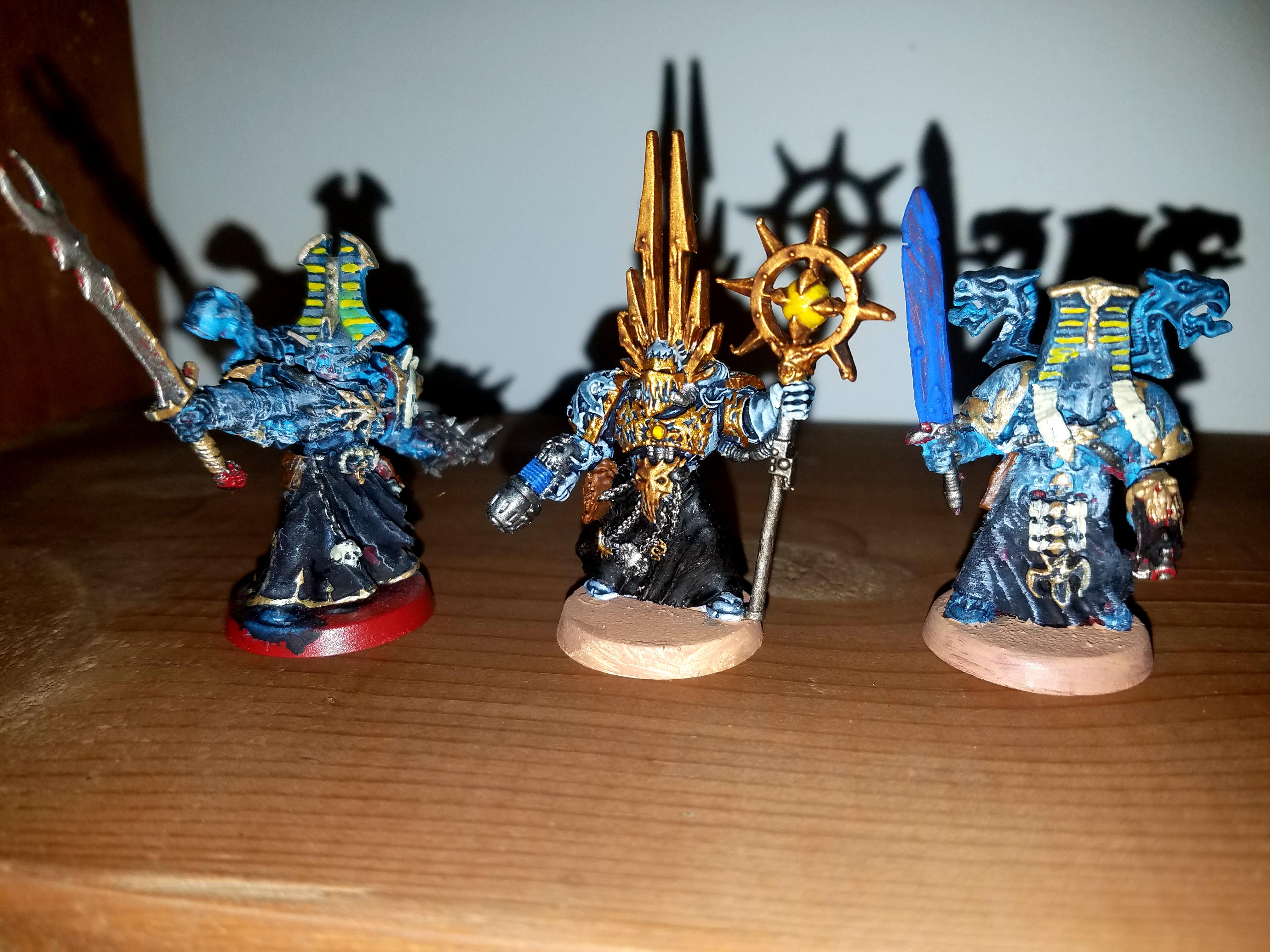 Thousand Sons Sorcerers