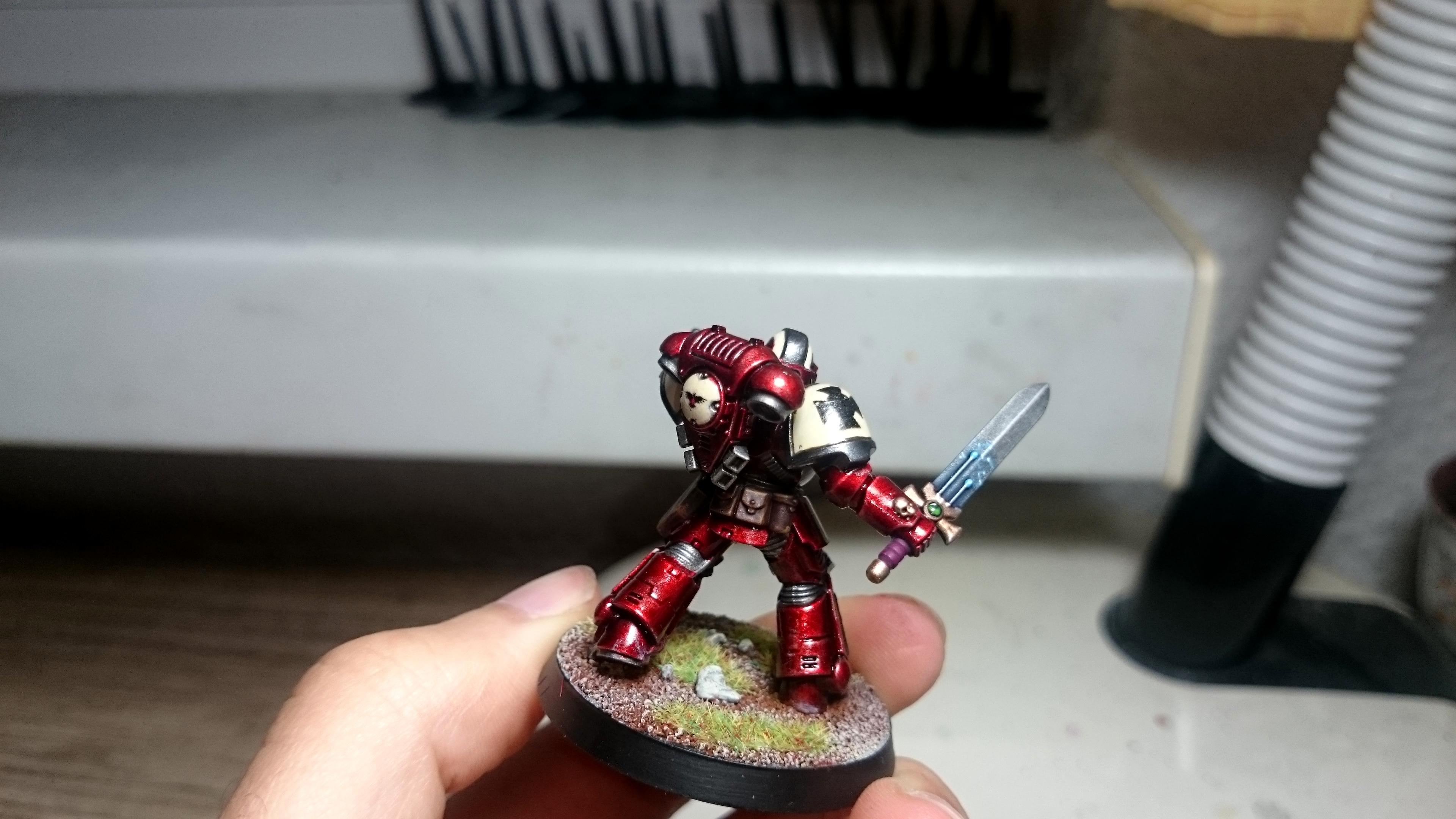 Blood Ravens, Primaris, Space Marines, Warhammer 40,000