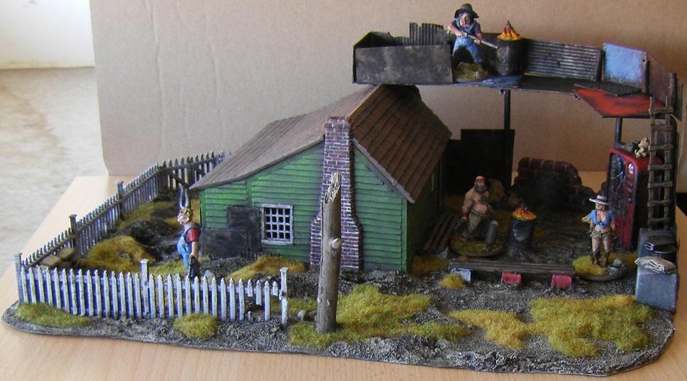 Farmstead House