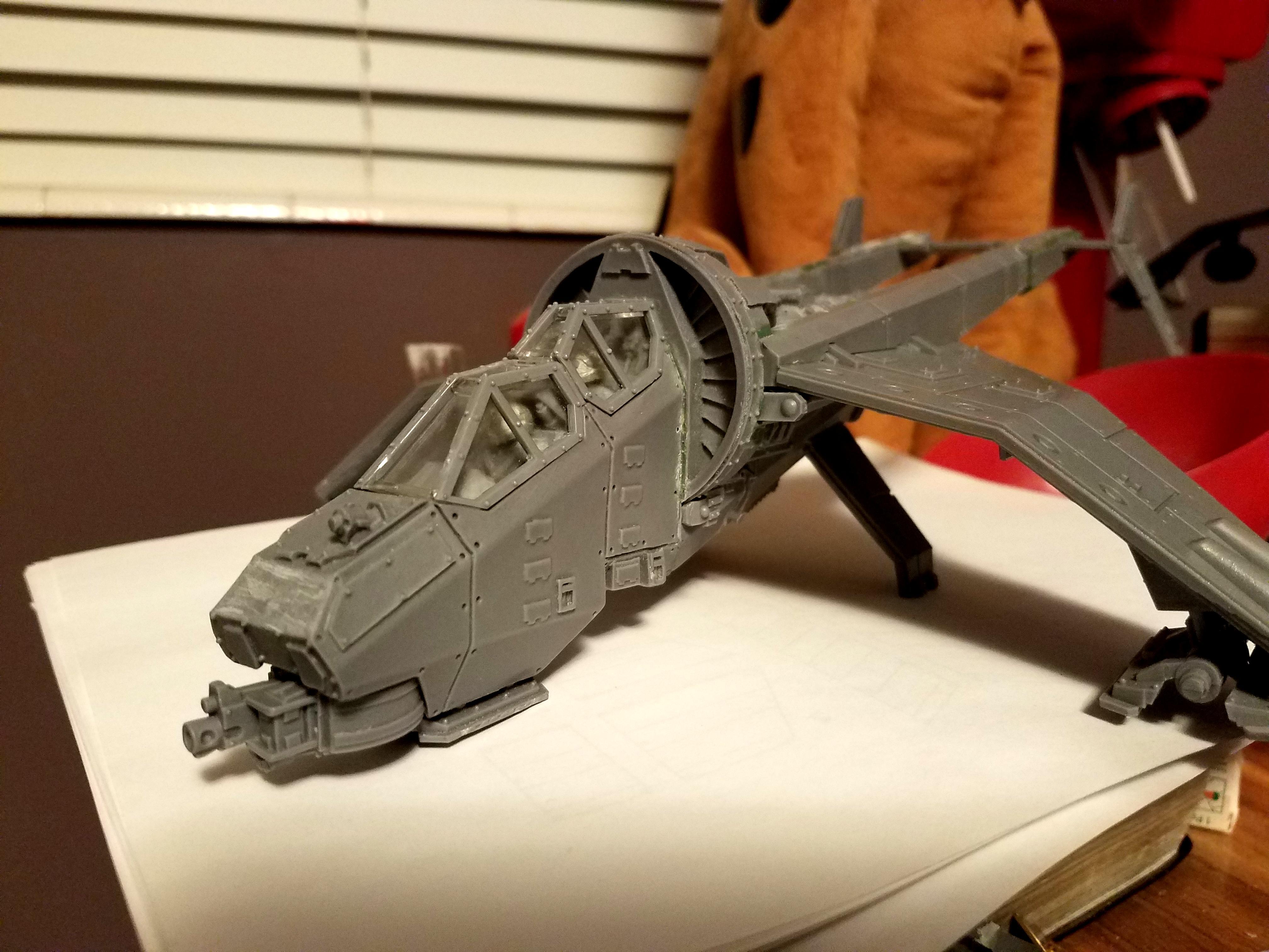 Aviation, Gunship, Vulture