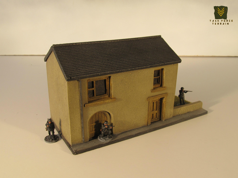 20mm, Buildings, Terrain, Wargames Terrain, World War 2