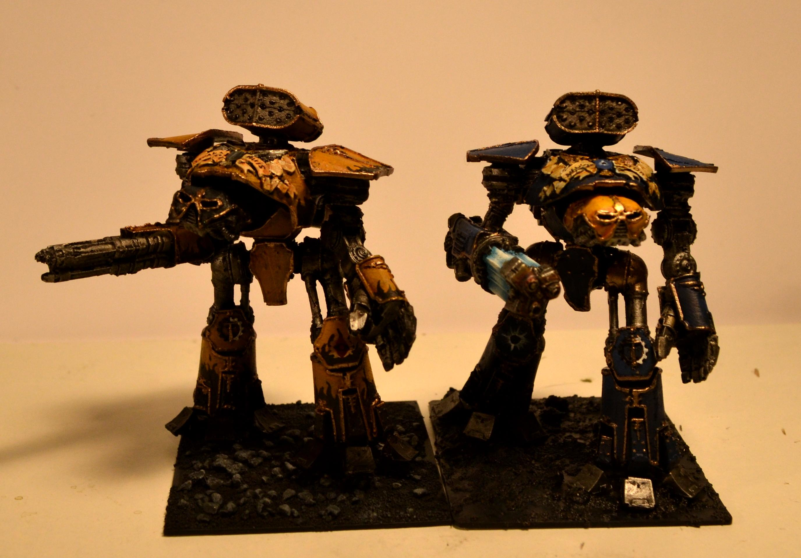 Adeptus Titanicus, Heresy, Legio, Reaver, Titan