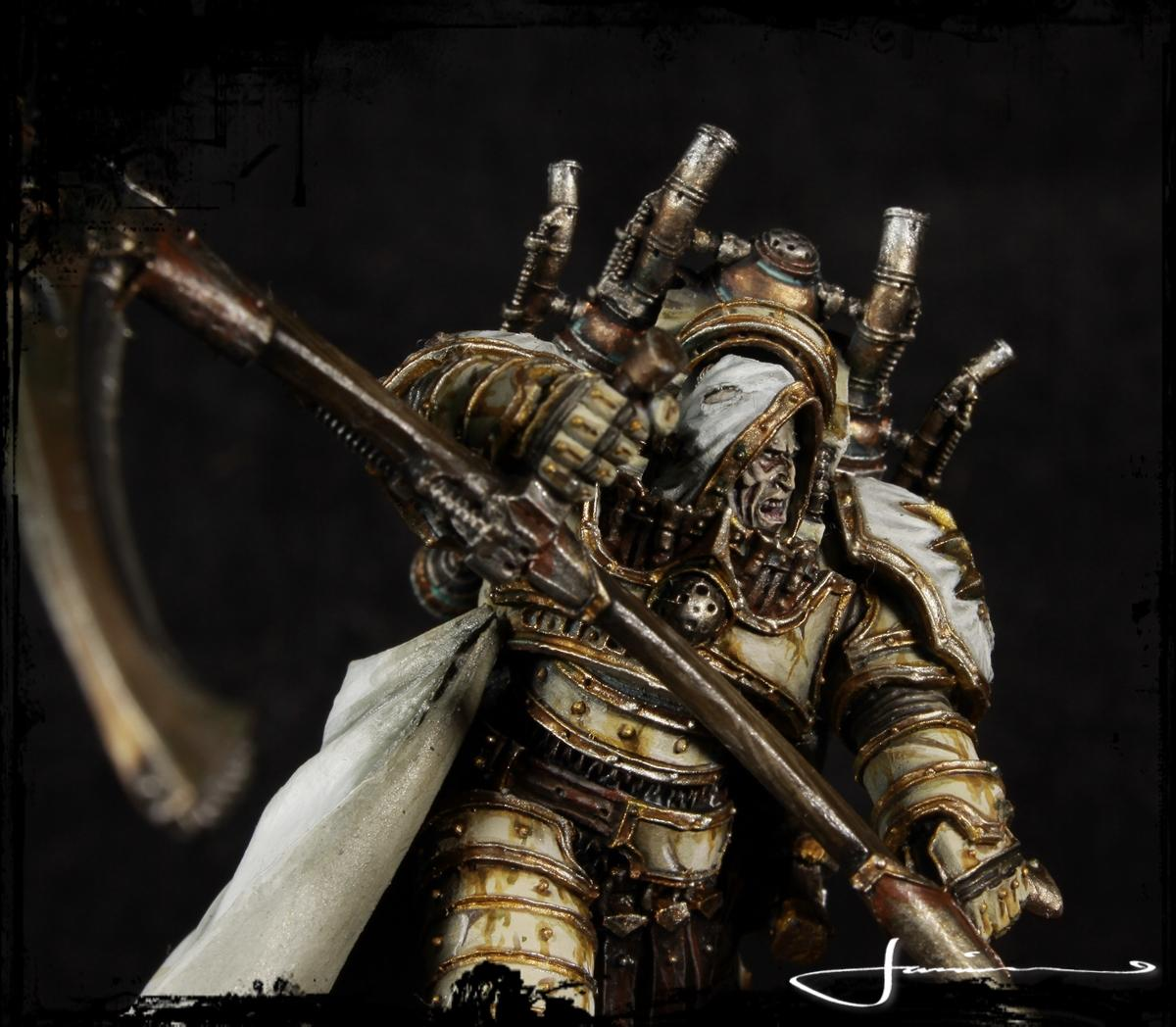 Chaos, Death Guard, Forge World, Mortarion, Primarch, Traitor, Wh30k