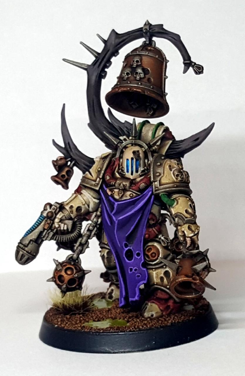 Death Guard, Dg, Noxious Blightbringer